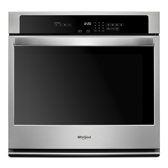 Whirlpool 5.0 cu. ft. Single Wall Oven with the FIT system