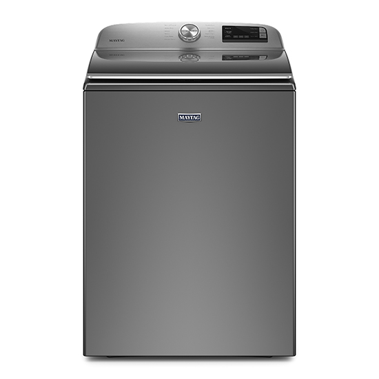 Model: MVW6230HC | Maytag Smart Capable Top Load Washer with Extra Power Button - 4.7 cu. ft.