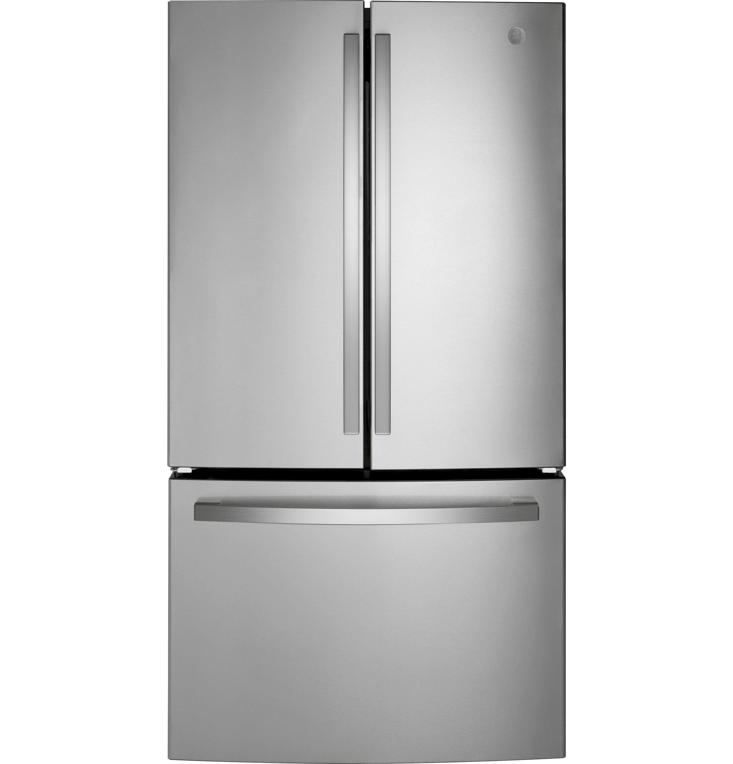 GE GE® ENERGY STAR® 27.0 Cu. Ft. Fingerprint Resistant French-Door Refrigerator