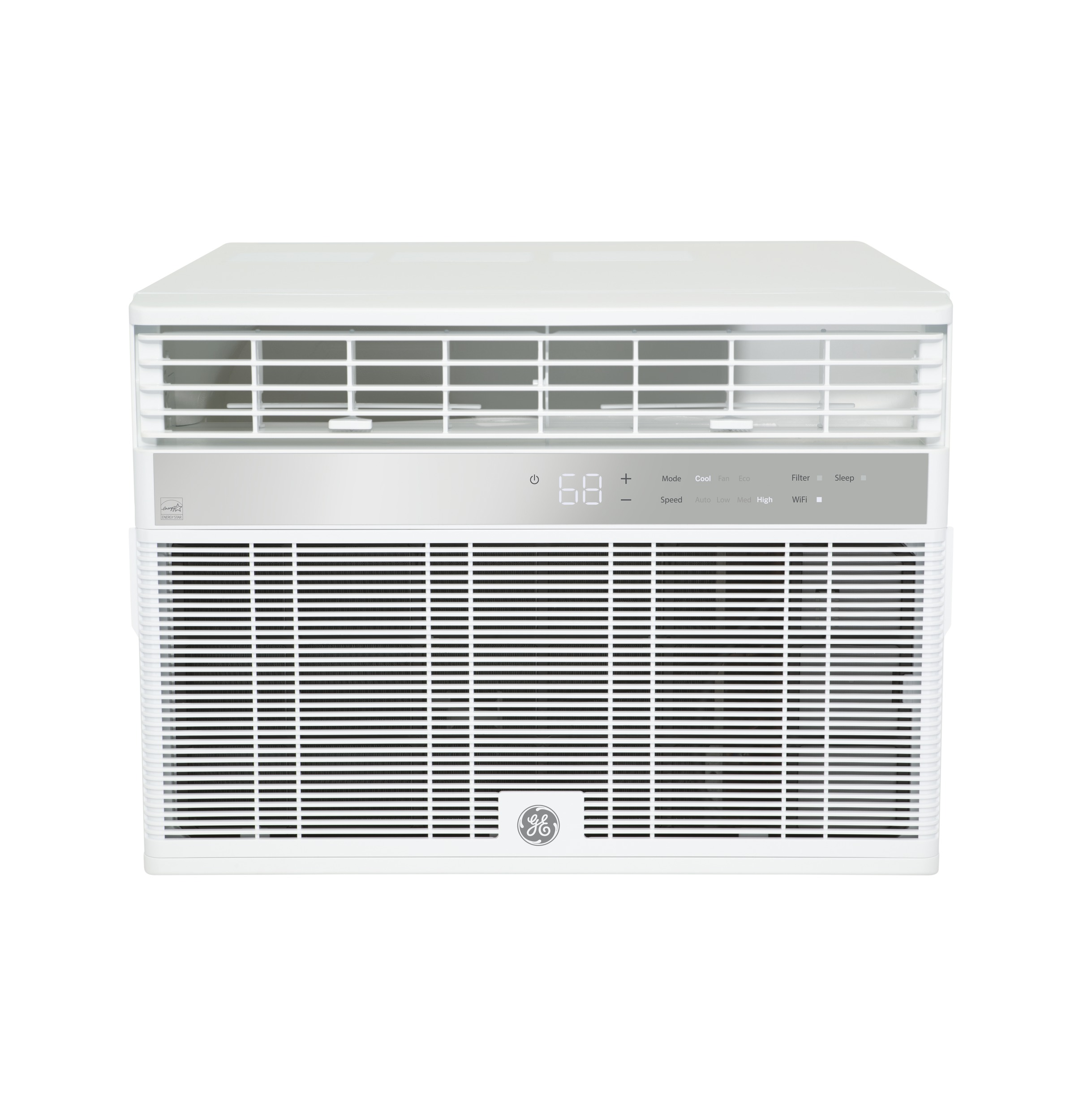 Model: AHY10LZ   GE GE® 115 Volt Smart Room Air Conditioner