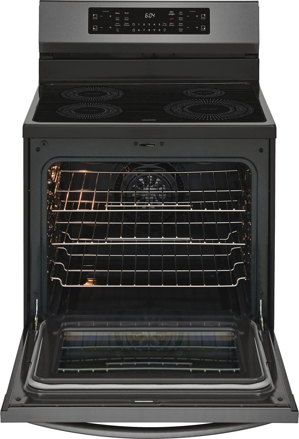 "Model: GCRI3058AD | Frigidaire Gallery 30"" Freestanding Induction Range with Air Fry"