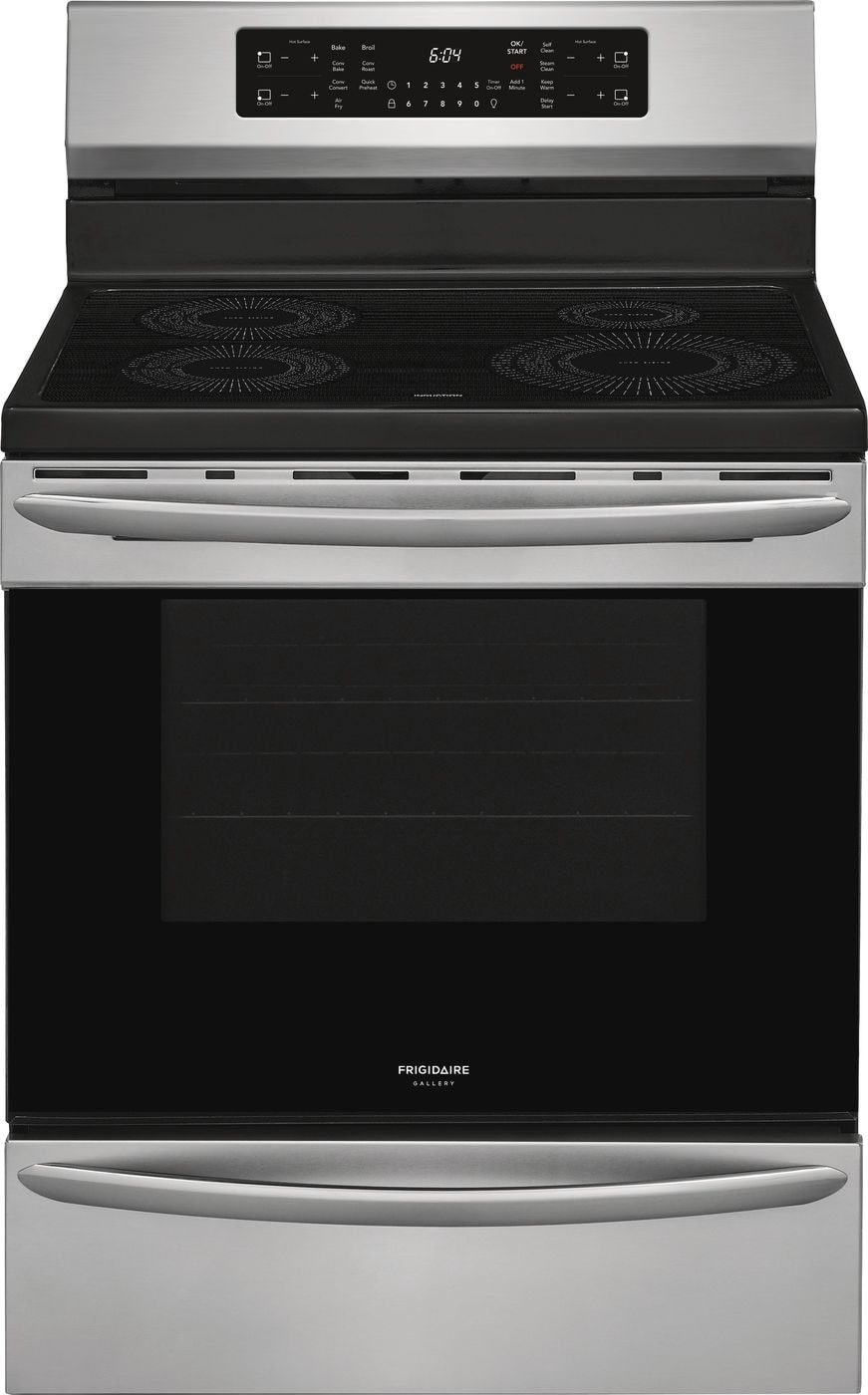 "Frigidaire Gallery 30"" Freestanding Induction Range with Air Fry"