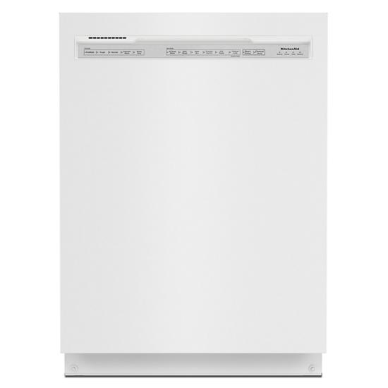 39 dBA Dishwasher with Third Level Utensil Rack
