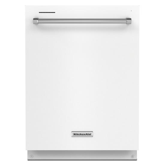 KitchenAid 39 dBA Dishwasher with Third Level Utensil Rack