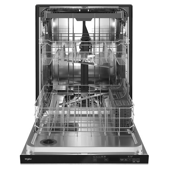 Model: WDTA50SAKZ | Whirlpool Large Capacity Dishwasher with 3rd Rack