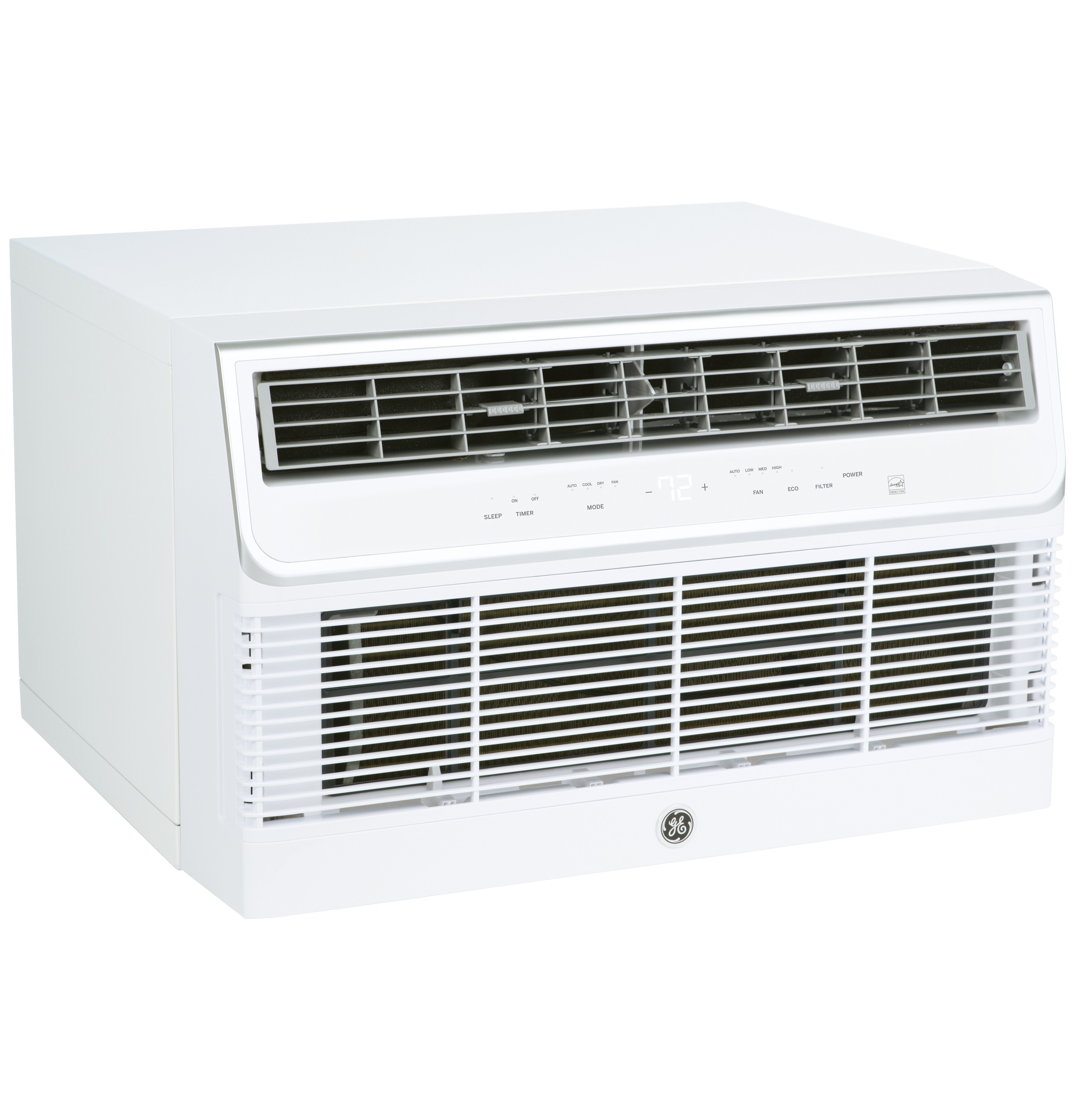 Model: AJCQ08ACH | GE GE® 115 Volt Built-In Cool-Only Room Air Conditioner