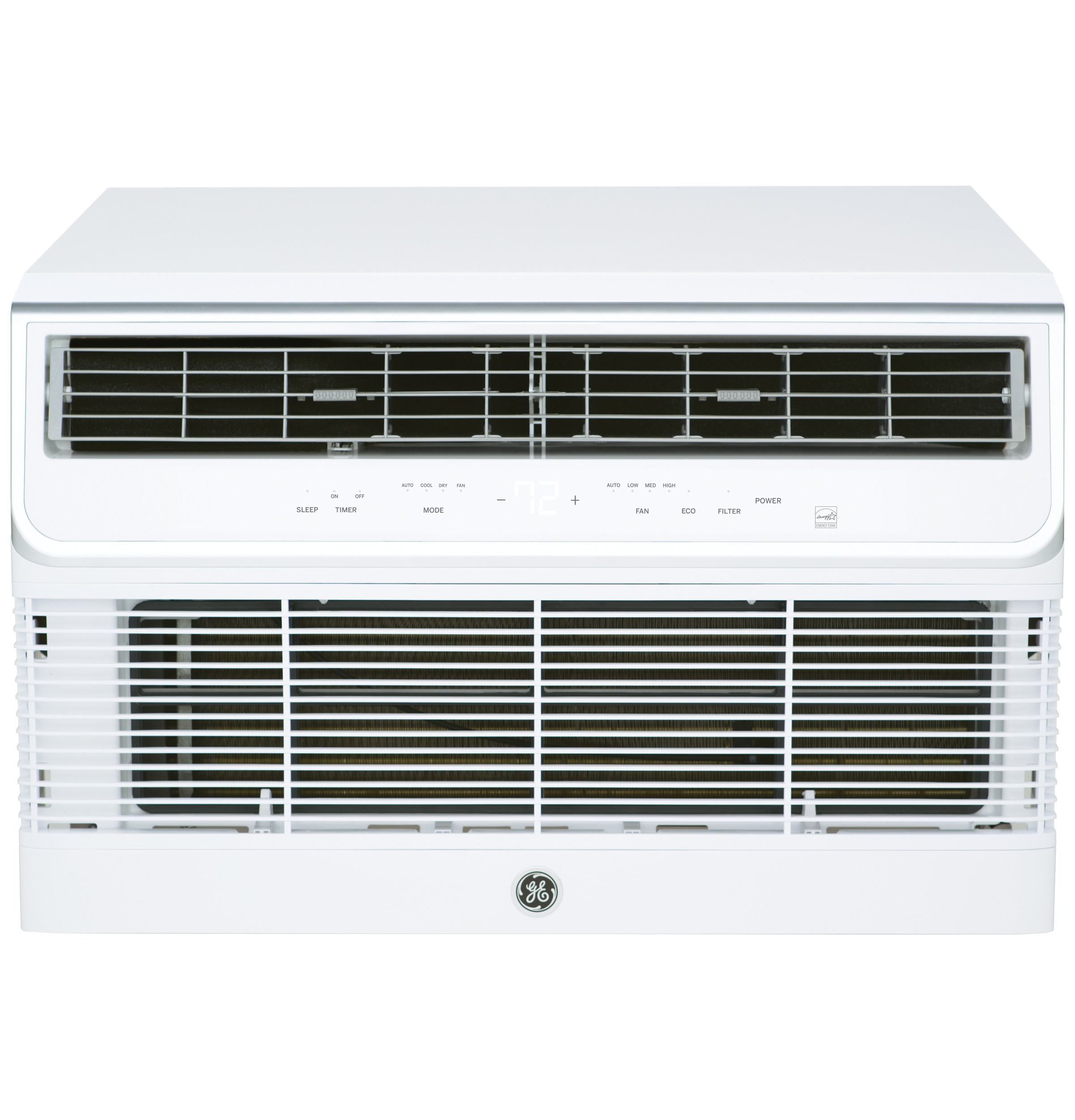 Model: AJCQ10DCH | GE GE® 230/208 Volt Built-In Cool-Only Room Air Conditioner