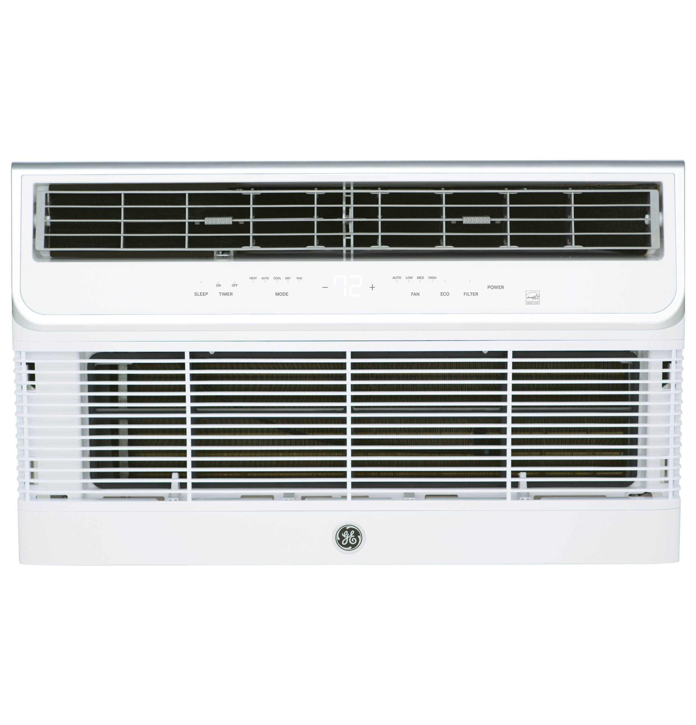GE GE® 115 Volt Built-In Heat/Cool Room Air Conditioner