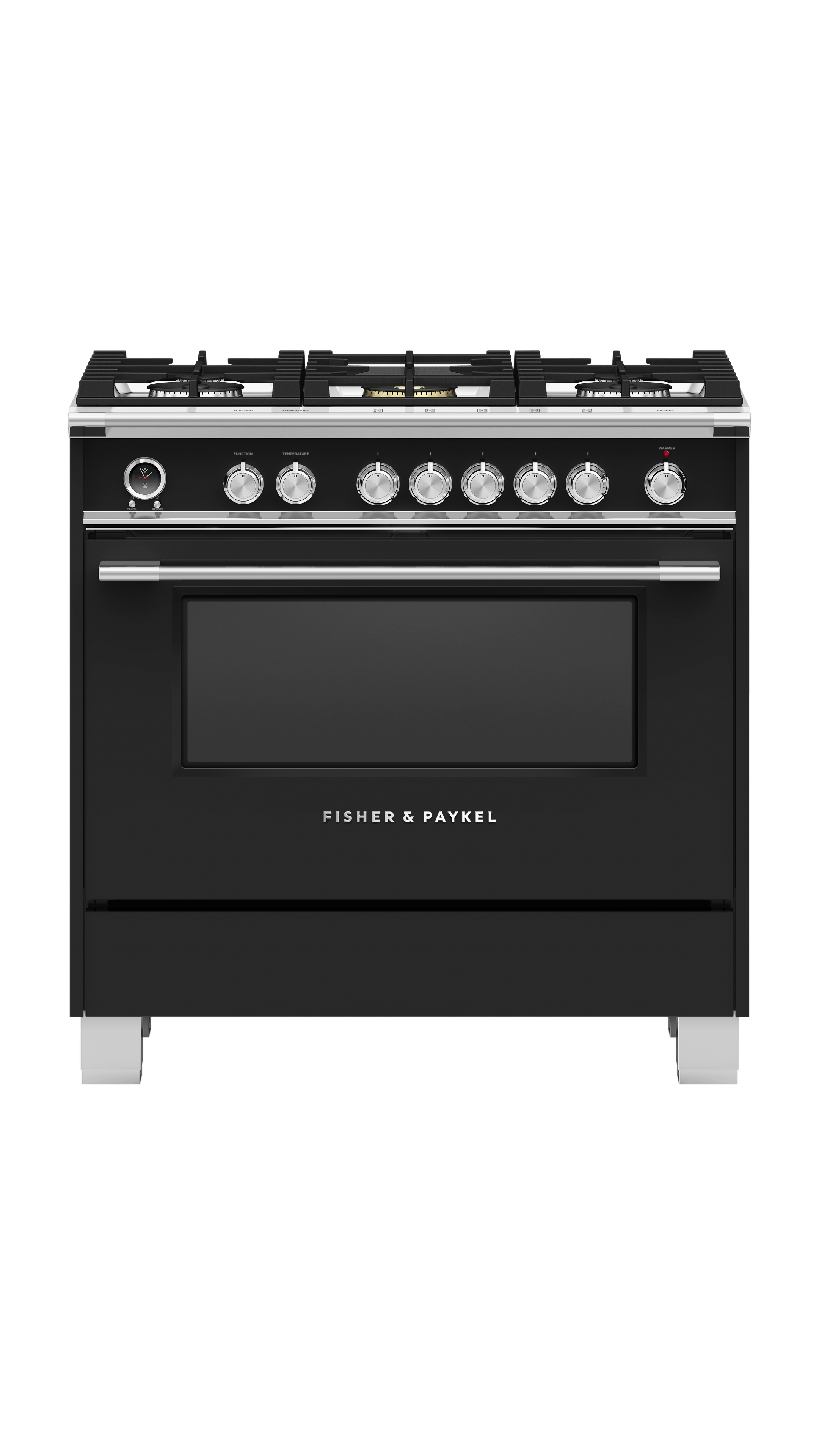 Model: OR36SCG6B1 | Fisher and Paykel Dual Fuel Range 36""