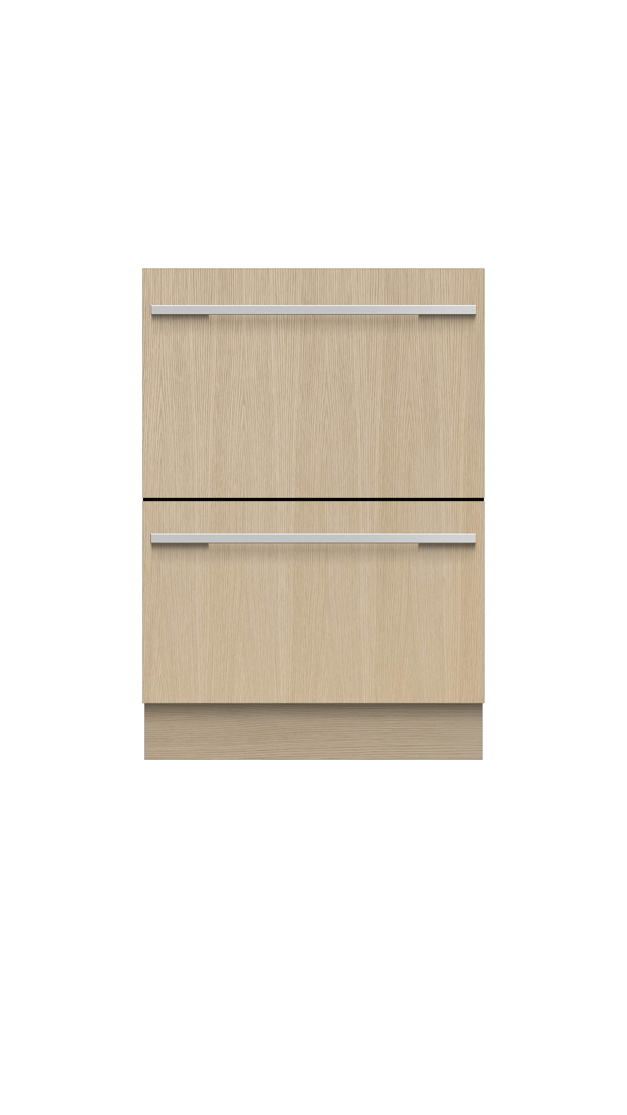 Model: DD24DI9_N | Fisher and Paykel Double DishDrawer™ Dishwasher, 14 Place Settings, Panel Ready