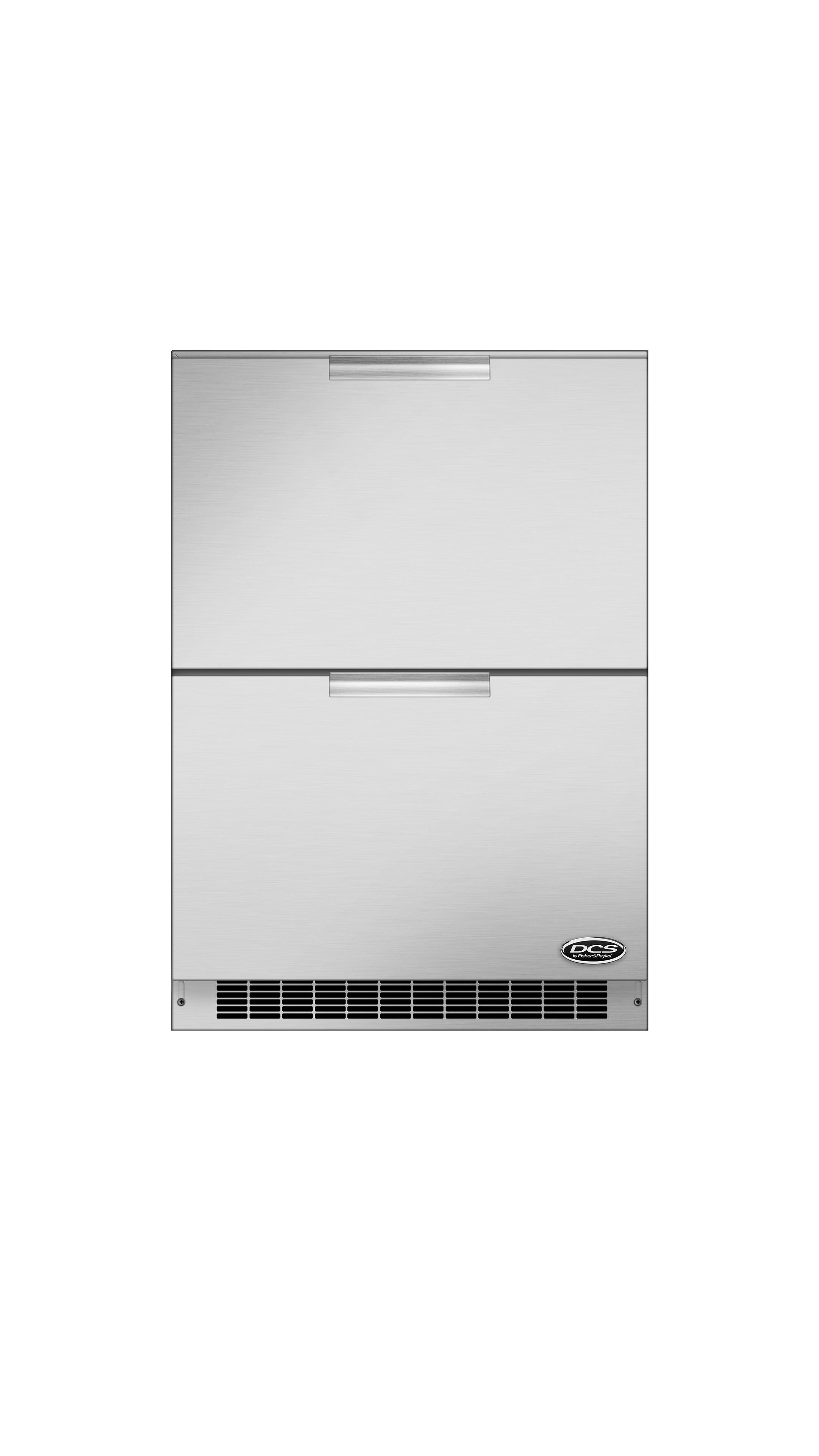 "Model: RF24DE3 | DCS 24"" Outdoor Refrigerator Drawers"