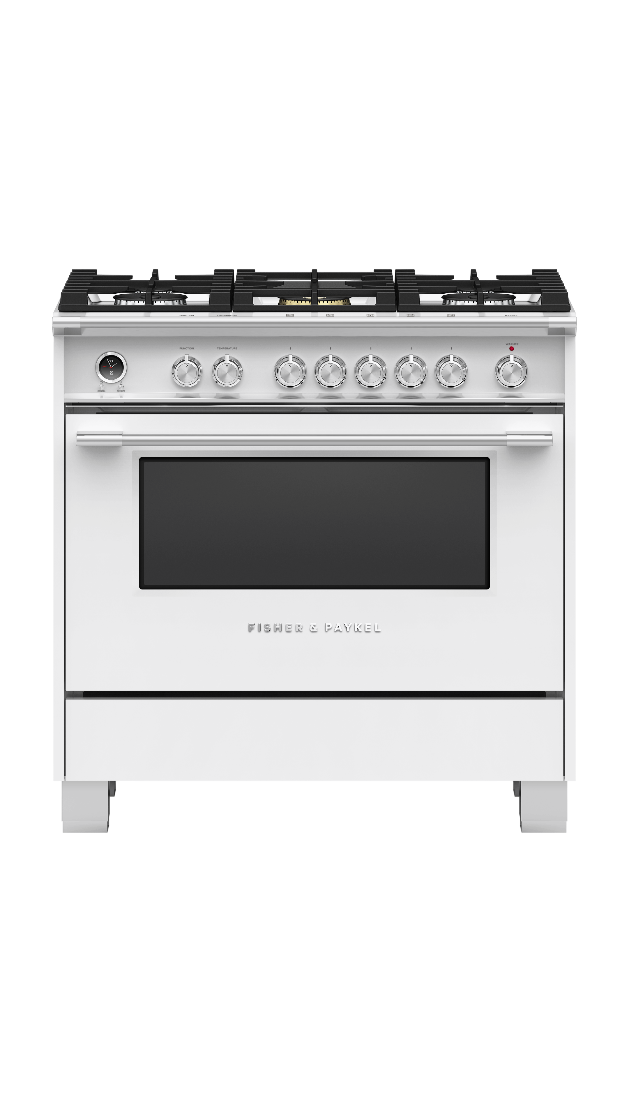 Model: OR36SCG6W1 | Fisher and Paykel Dual Fuel Range 36""
