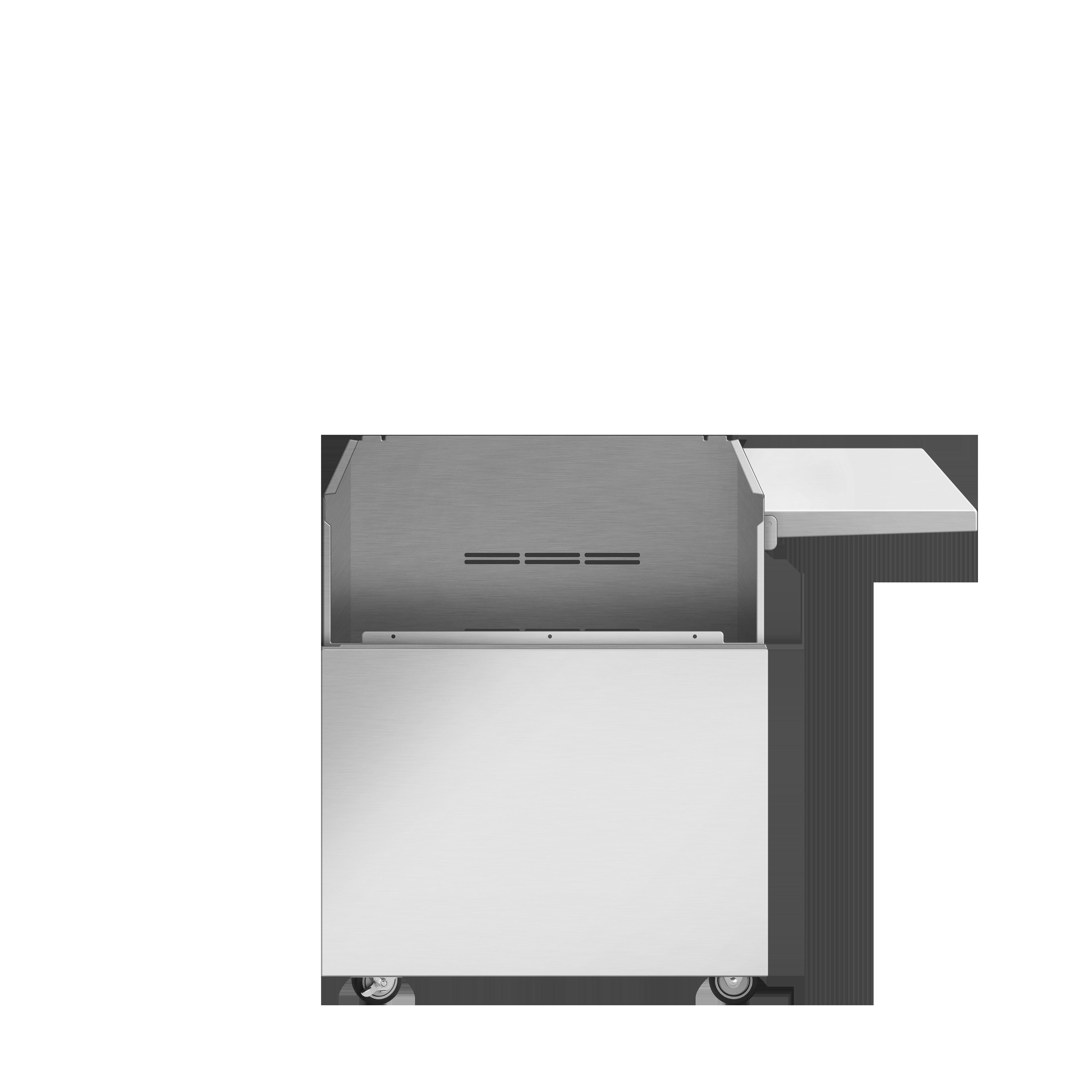 "Model: CSS-30 | DCS 30"" CSS Grill Cart"