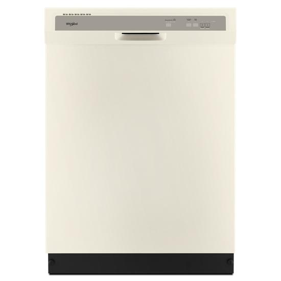 Model: WDF330PAHT | Whirlpool Heavy-Duty Dishwasher with 1-Hour Wash Cycle