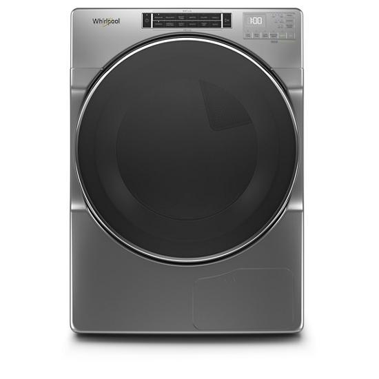 Whirlpool 7.4 cu. ft. Front Load Hybrid Heat Pump Dryer