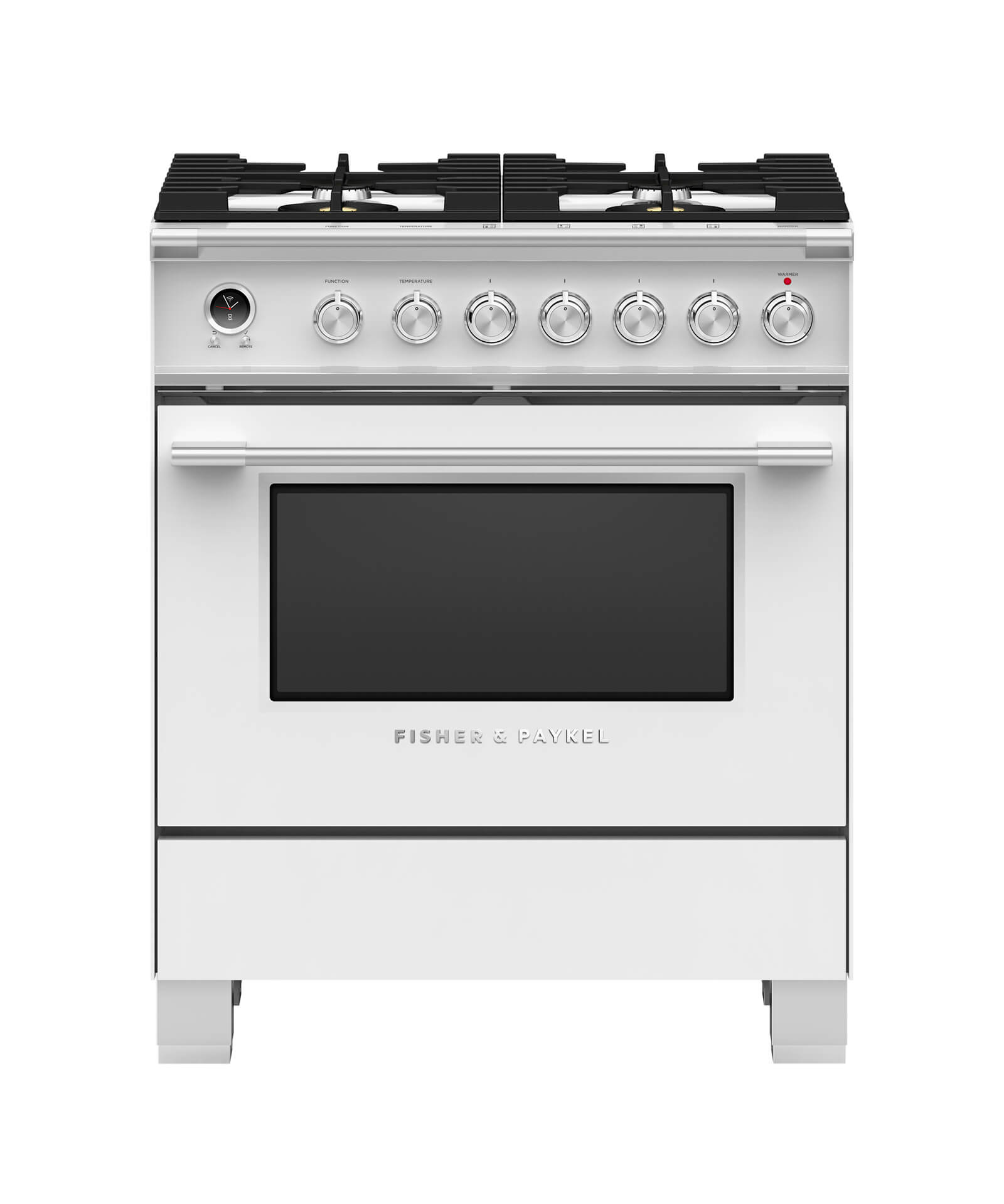 Model: OR30SCG6W1 | Fisher and Paykel Dual Fuel Range, 30""