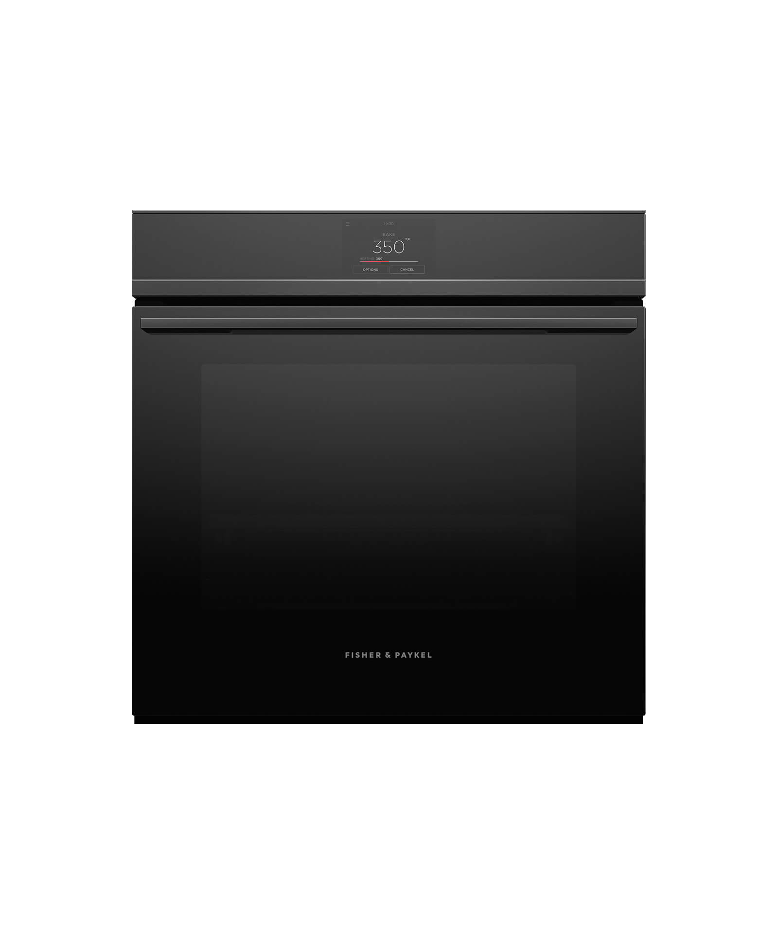 """Fisher and Paykel Built-in Oven, 24"""", 3 cu ft, 16 Function, Self-cleaning"""