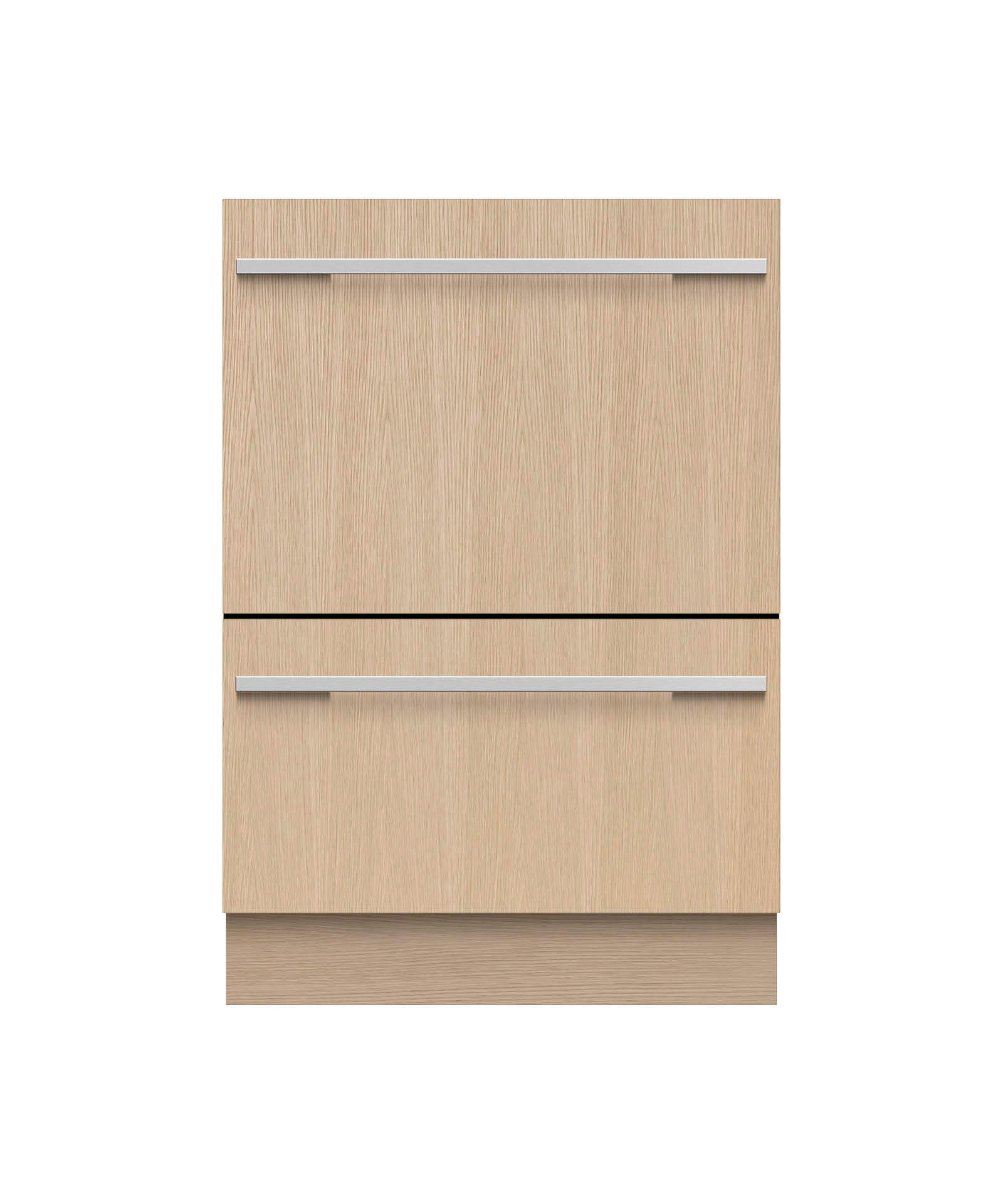 Fisher and Paykel SCRATCH AND DENT--Double DishDrawer, 14 Place Settings, Panel Ready (Tall)