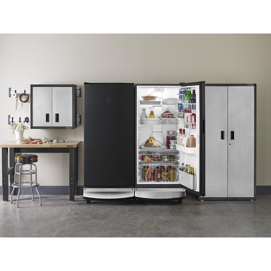 Model: GAFZ30FDGB | Gladiator 17.8 Cu. Ft. Upright Freezer
