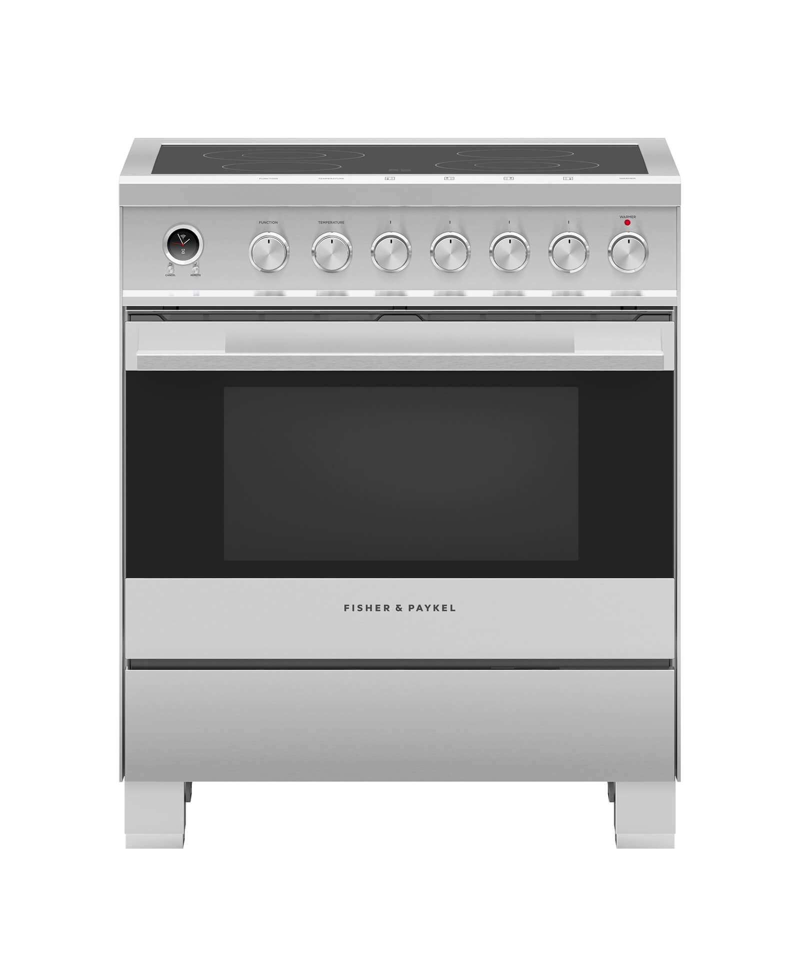 "Model: OR30SDE6X1 | Fisher and Paykel Electric Range 30"" - Ceramic Radiant"