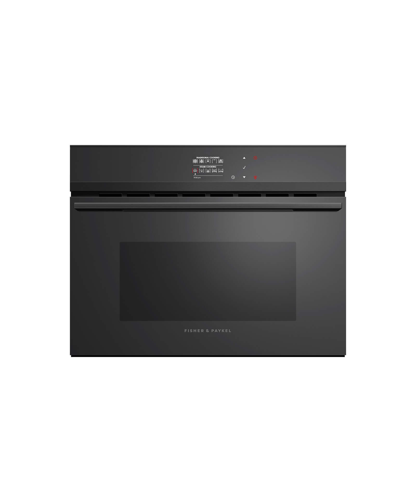 """Fisher and Paykel Built-in Combination Steam Oven 24"""""""