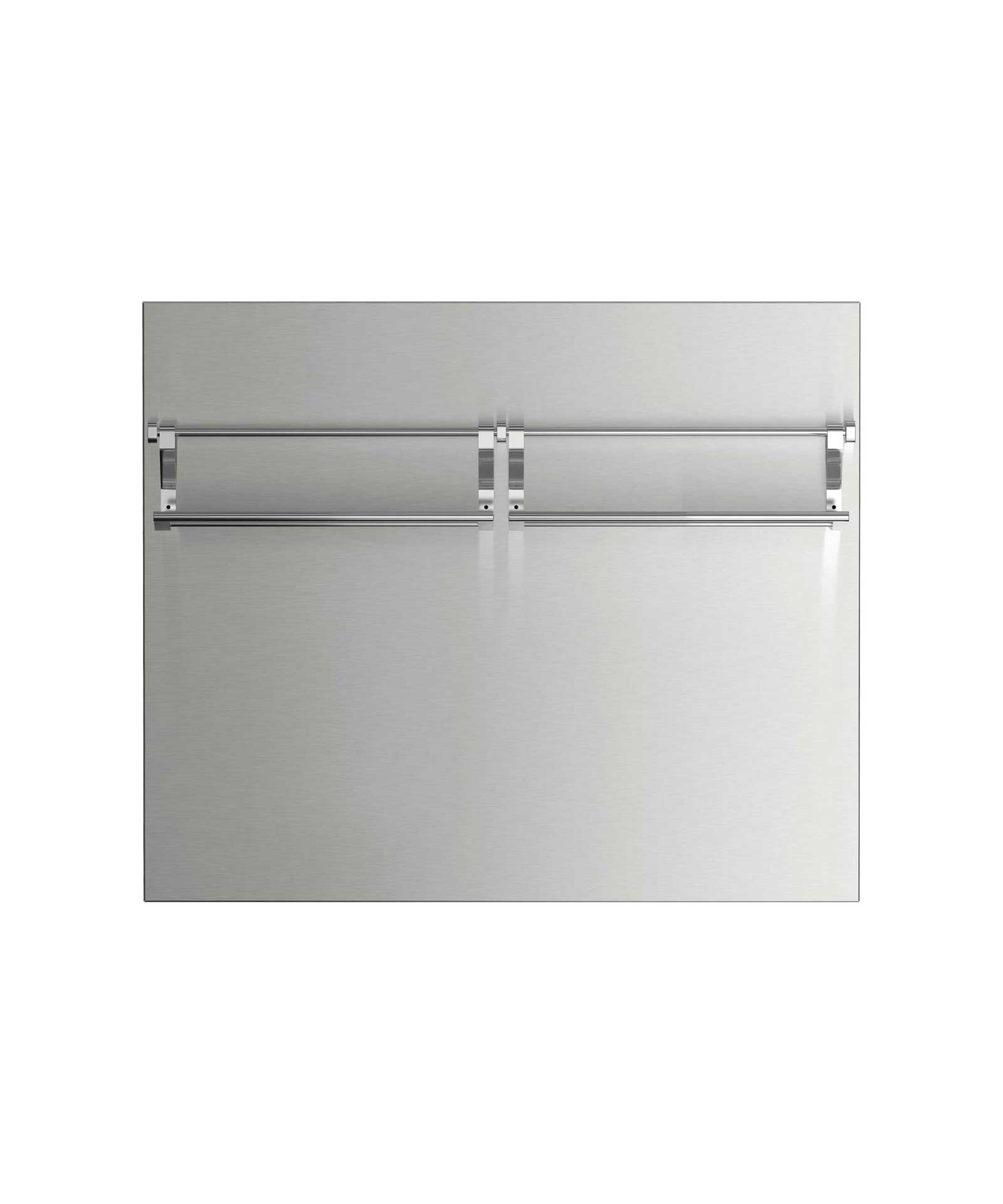 """Fisher and Paykel 36"""" Pro Cooktop High Backguard"""