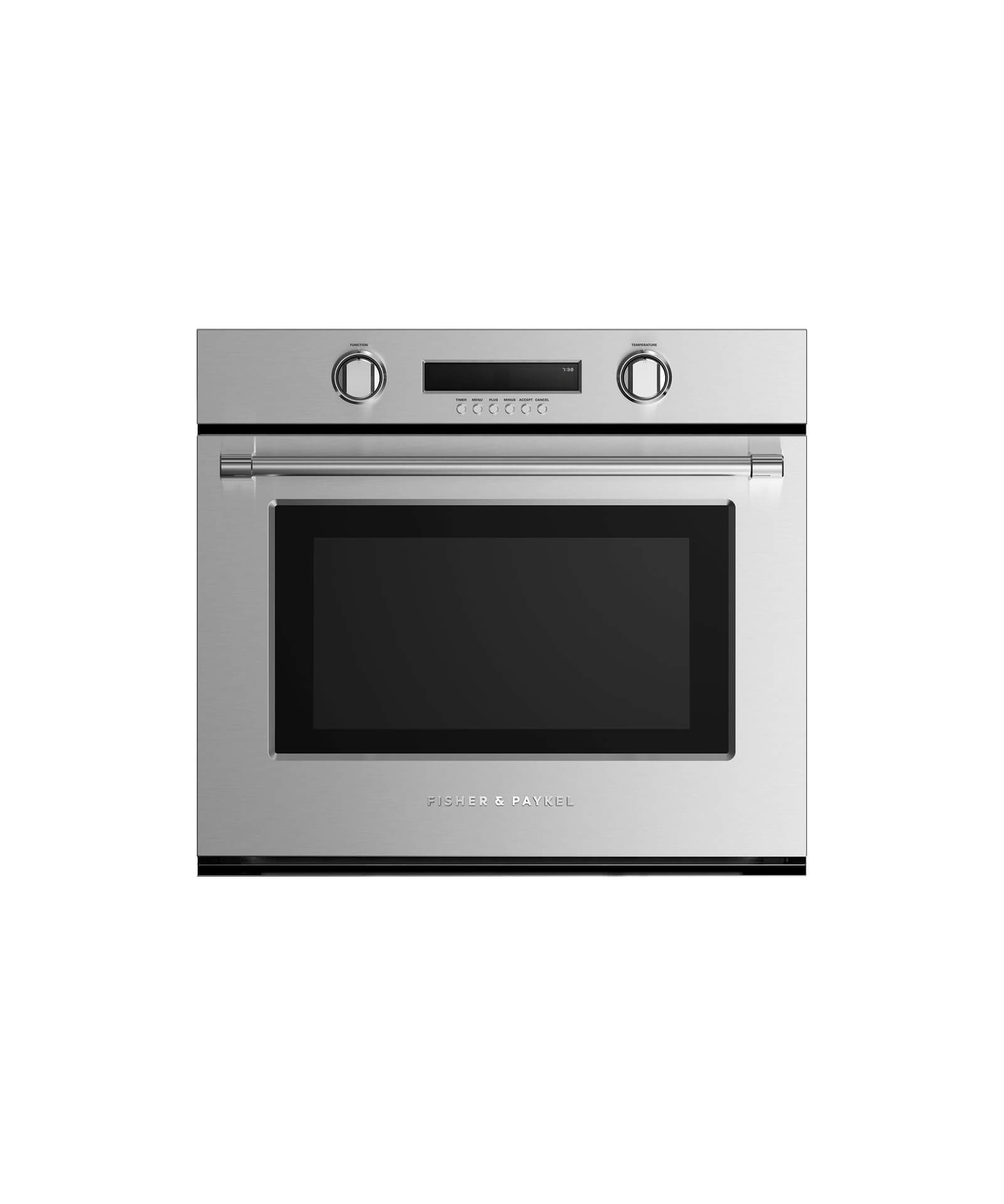 "Fisher and Paykel Built-in Oven 30"" 4.1 cu ft, 10 Functions"