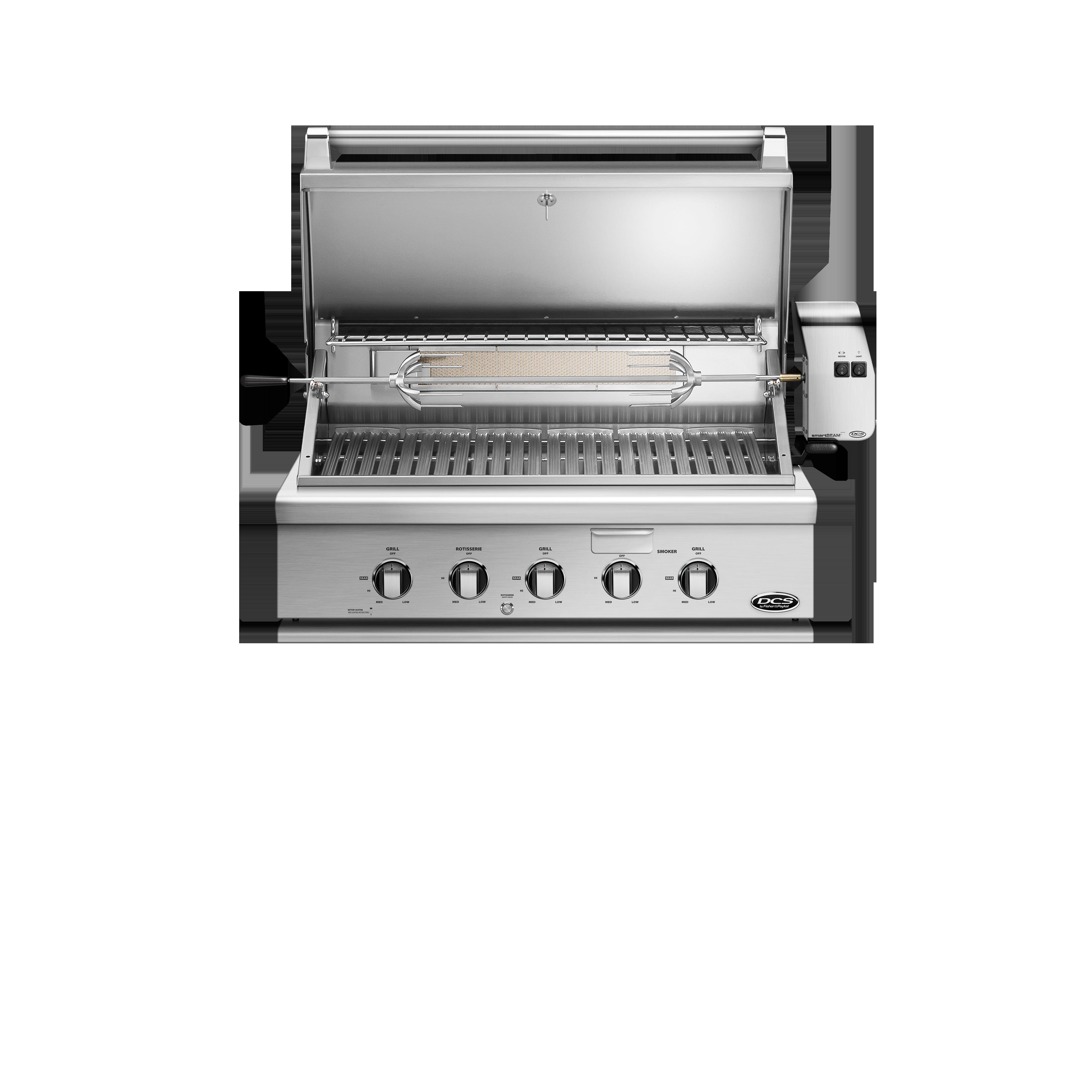 "Model: BH1-36R-N | DCS 36"" Series 7 Grill, Natural Gas"