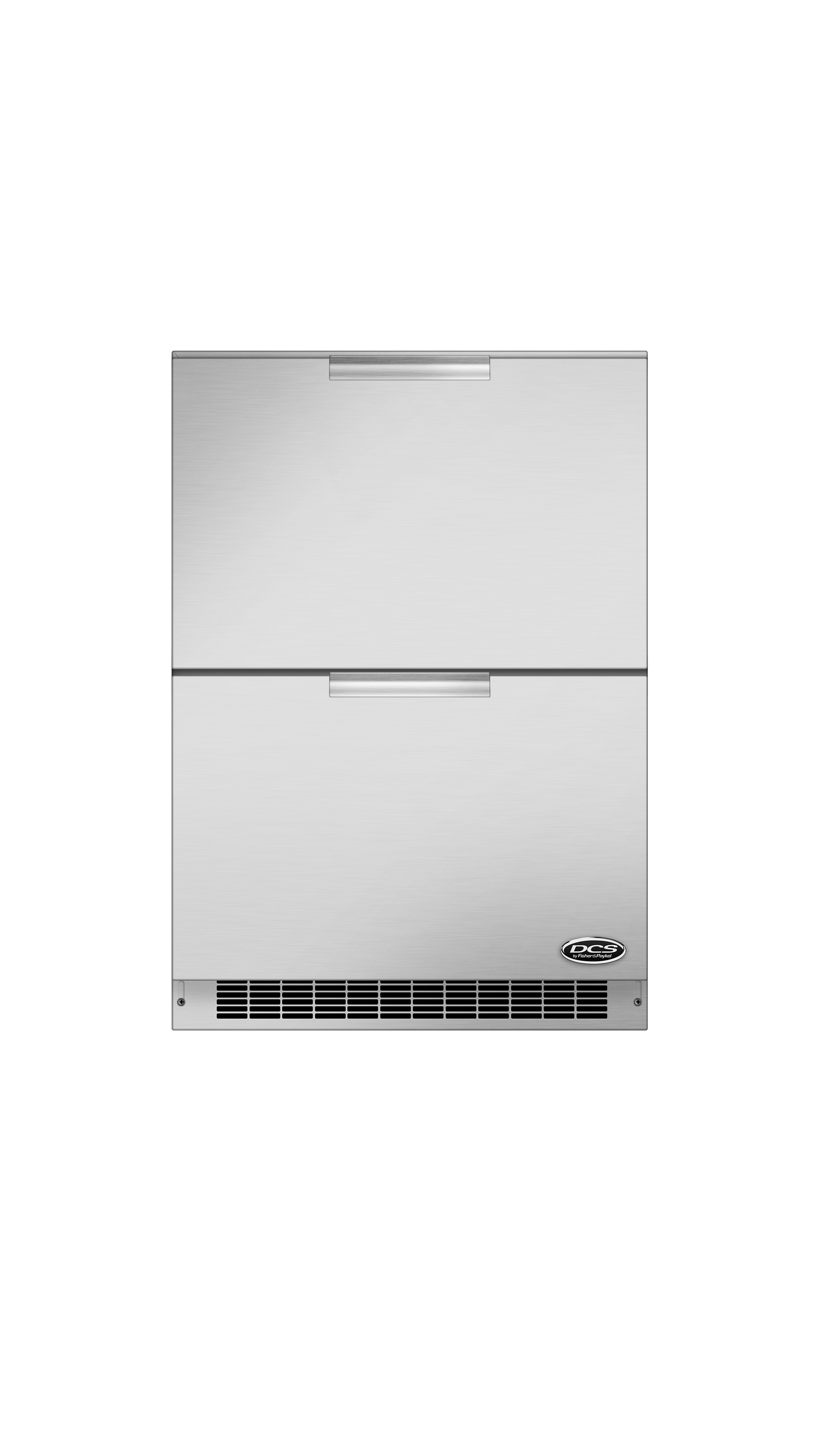 "Model: RF24DE3 | DCS 24"" Outdoor Refrigerator Drawers"