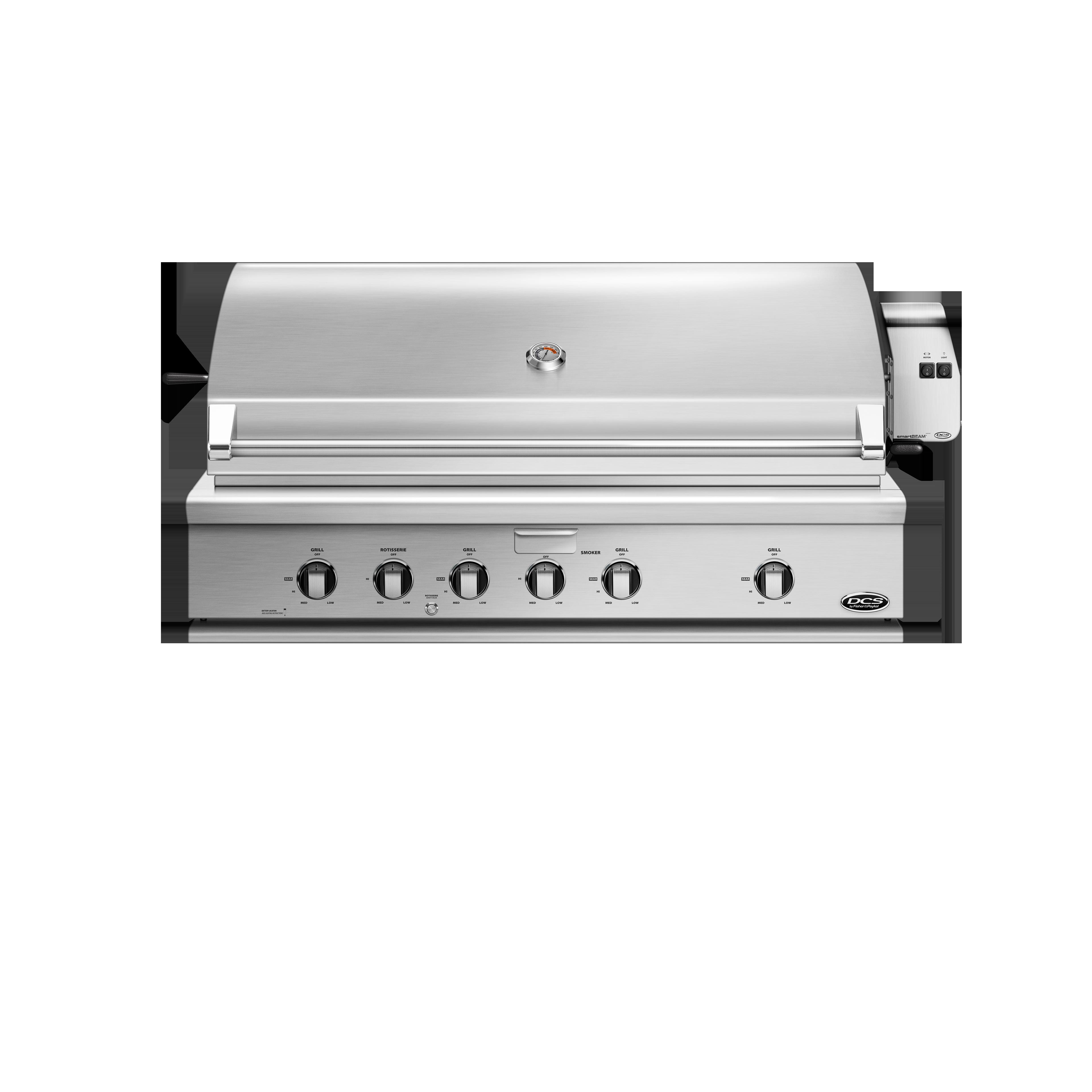 "Model: BH1-48R-L | DCS 48"" Series 7 Grill, LP Gas"