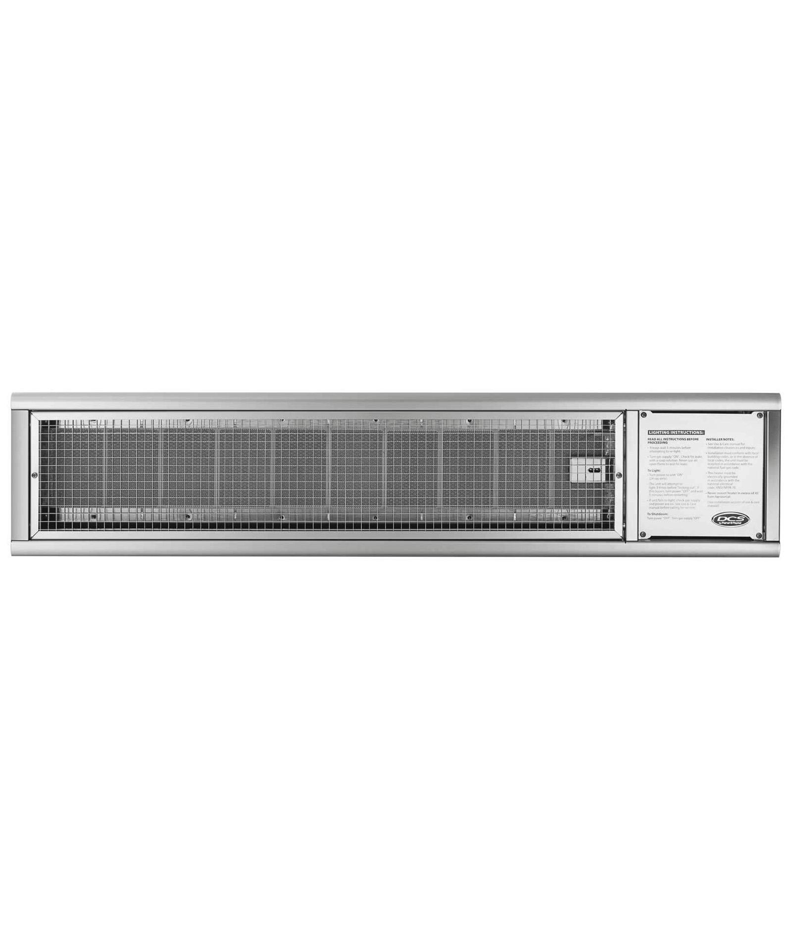 Model: DRH-48N | DCS Patio Heater - Built in