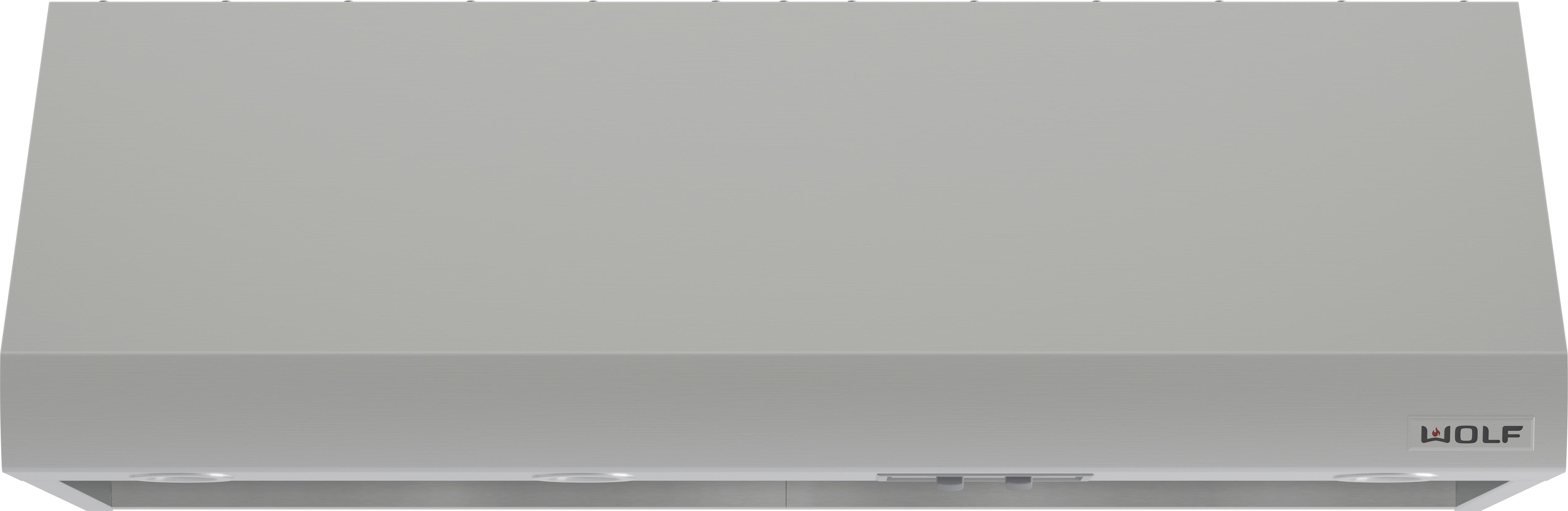"""Model: PW542418   Wolf 54"""" Pro Wall Hood - 24"""" Depth"""