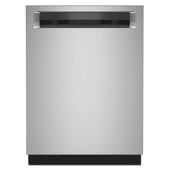 KitchenAid 44 dBA Dishwasher in PrintShield™ Finish with FreeFlex™ Third Rack
