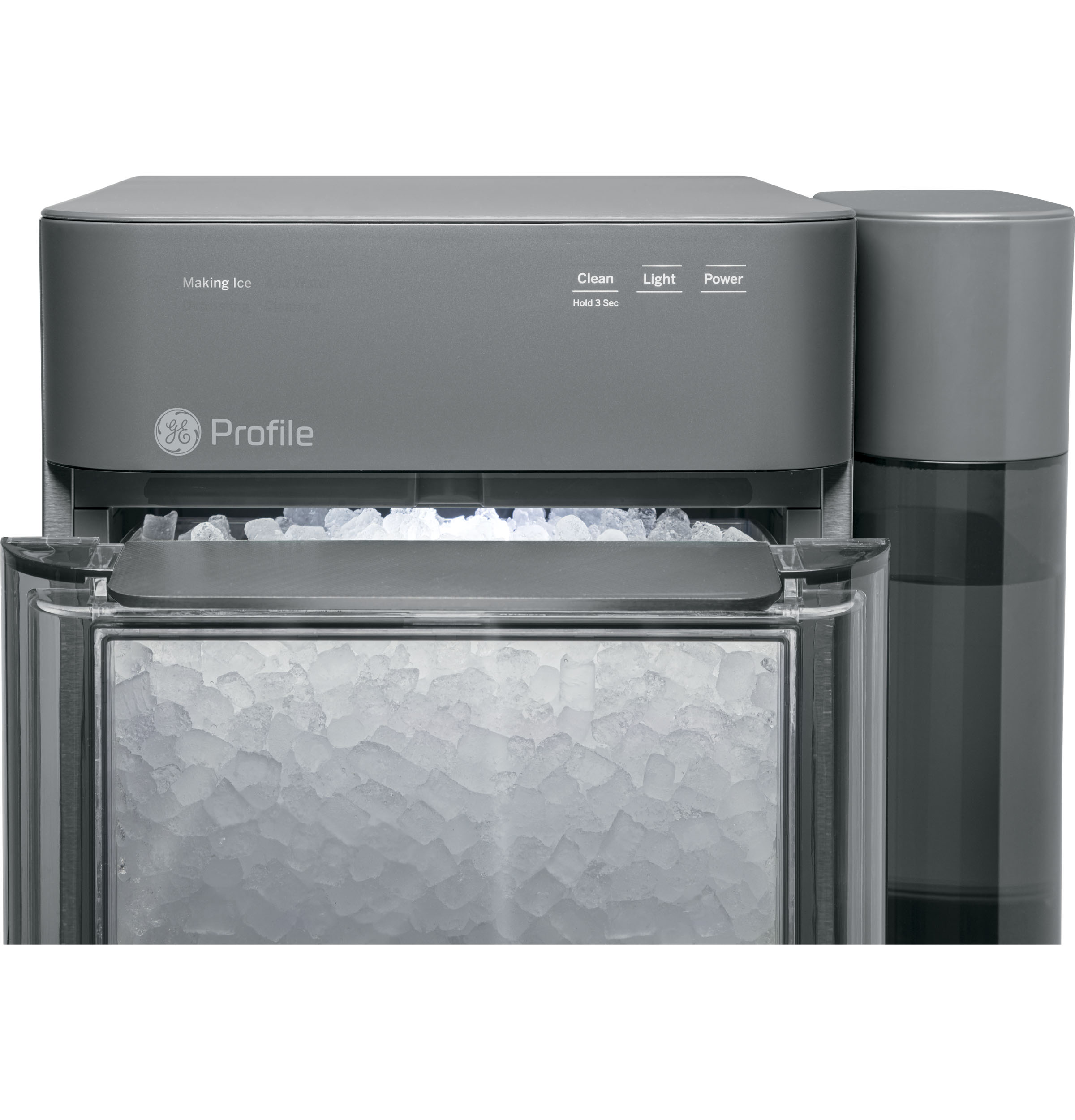 Model: XPIO13SCSS | GE Profile GE Profile™ Opal 2.0 Nugget Ice Maker