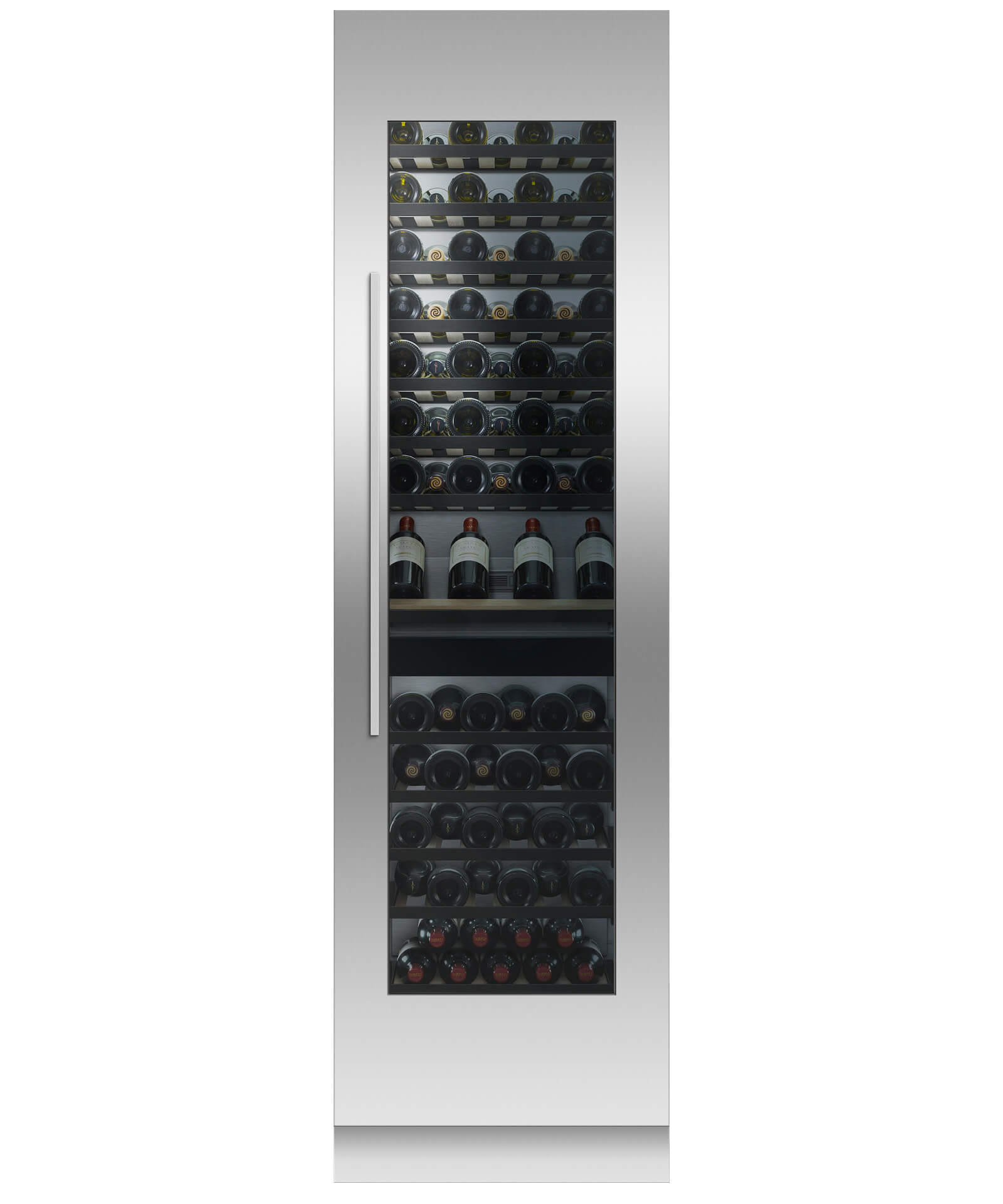 """Fisher and Paykel Integrated Column Wine Cabinet, 24"""""""