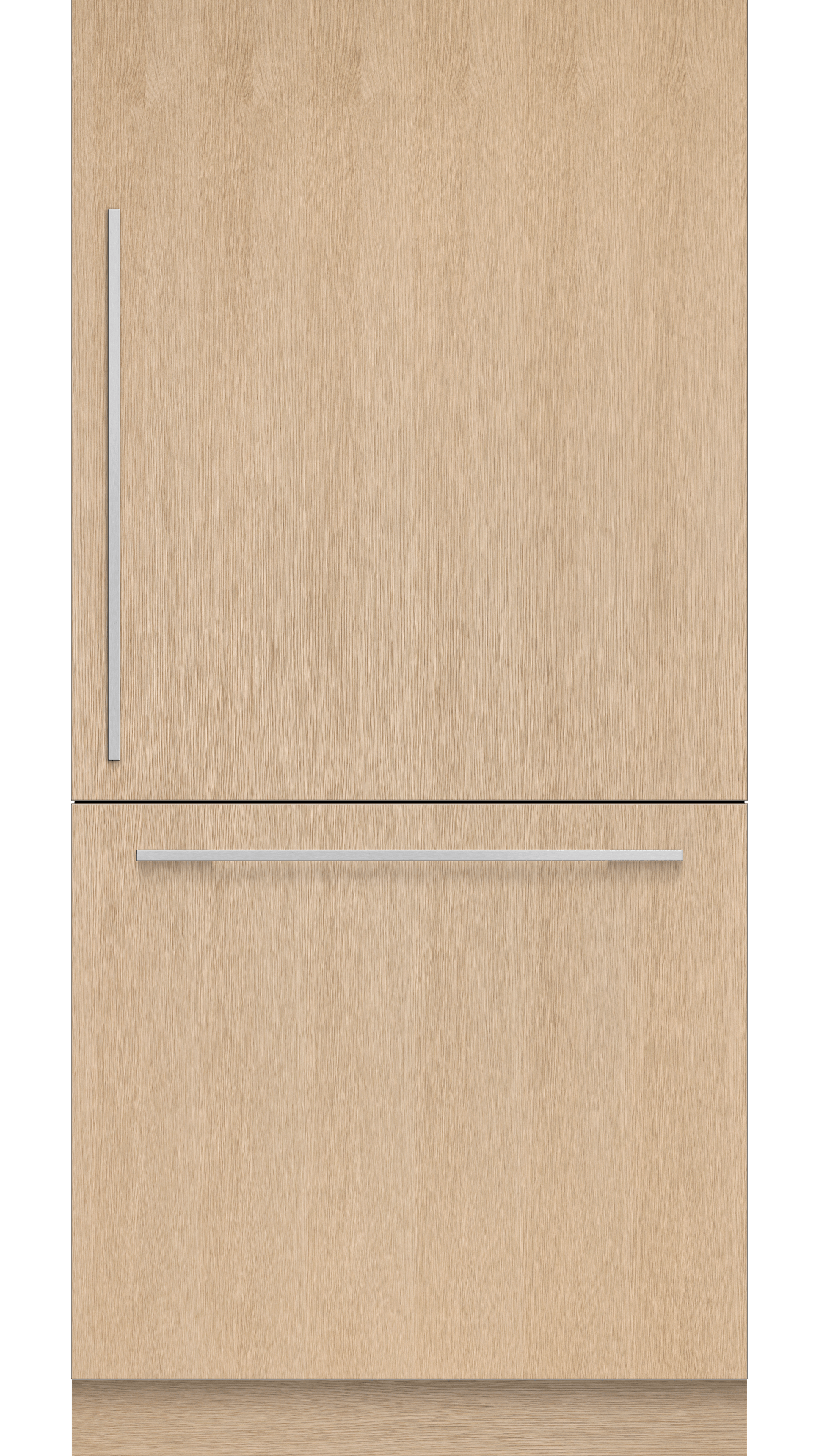 """Model: RS36W80RJ1_N   Fisher and Paykel Integrated Refrigerator Freezer, 36"""", 16.8 cu ft, Panel Ready, Ice"""