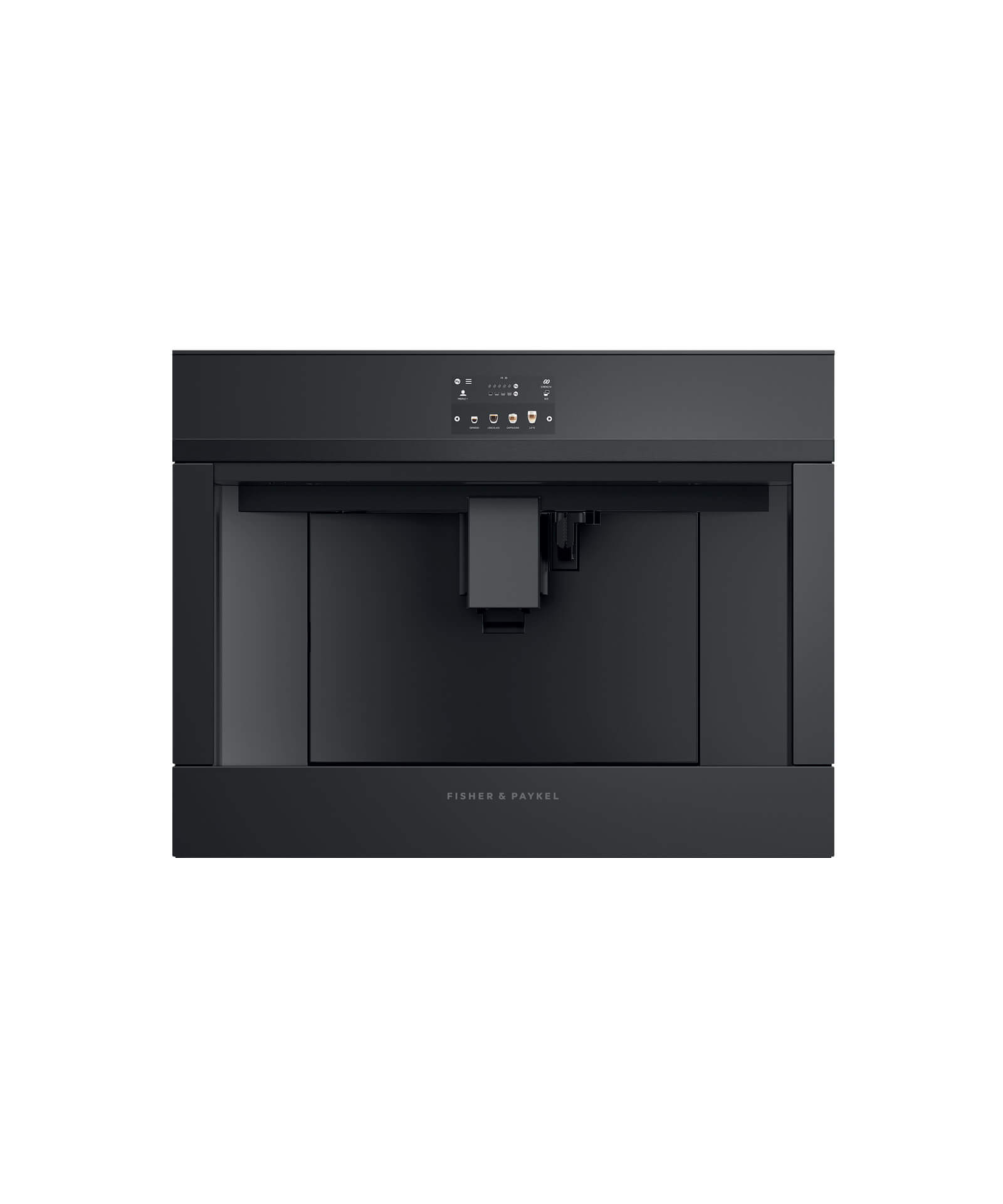 """Fisher and Paykel Built-in Coffee Maker 24"""""""