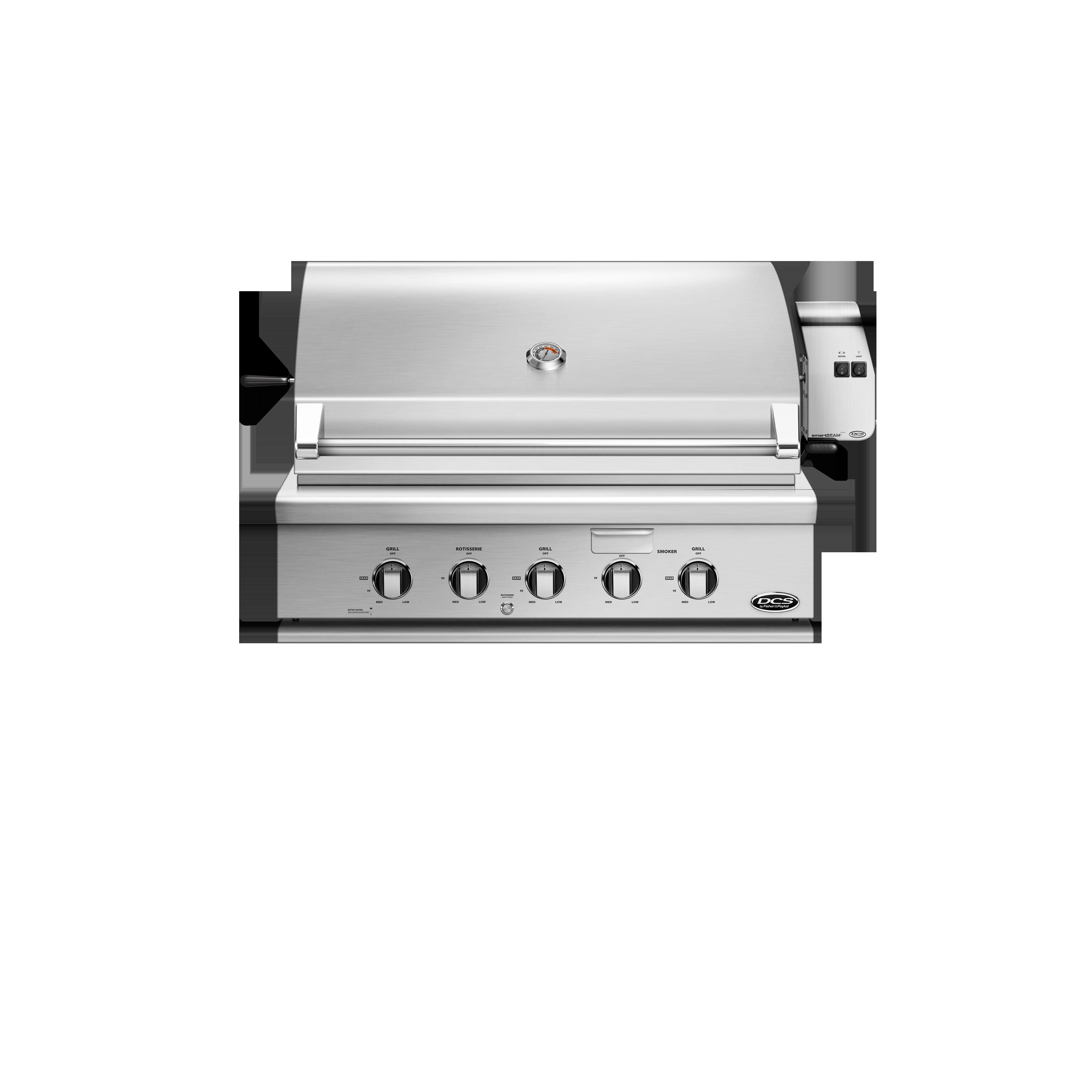 "Model: BH1-36R-L | DCS 36"" Series 7 Grill, LP Gas"