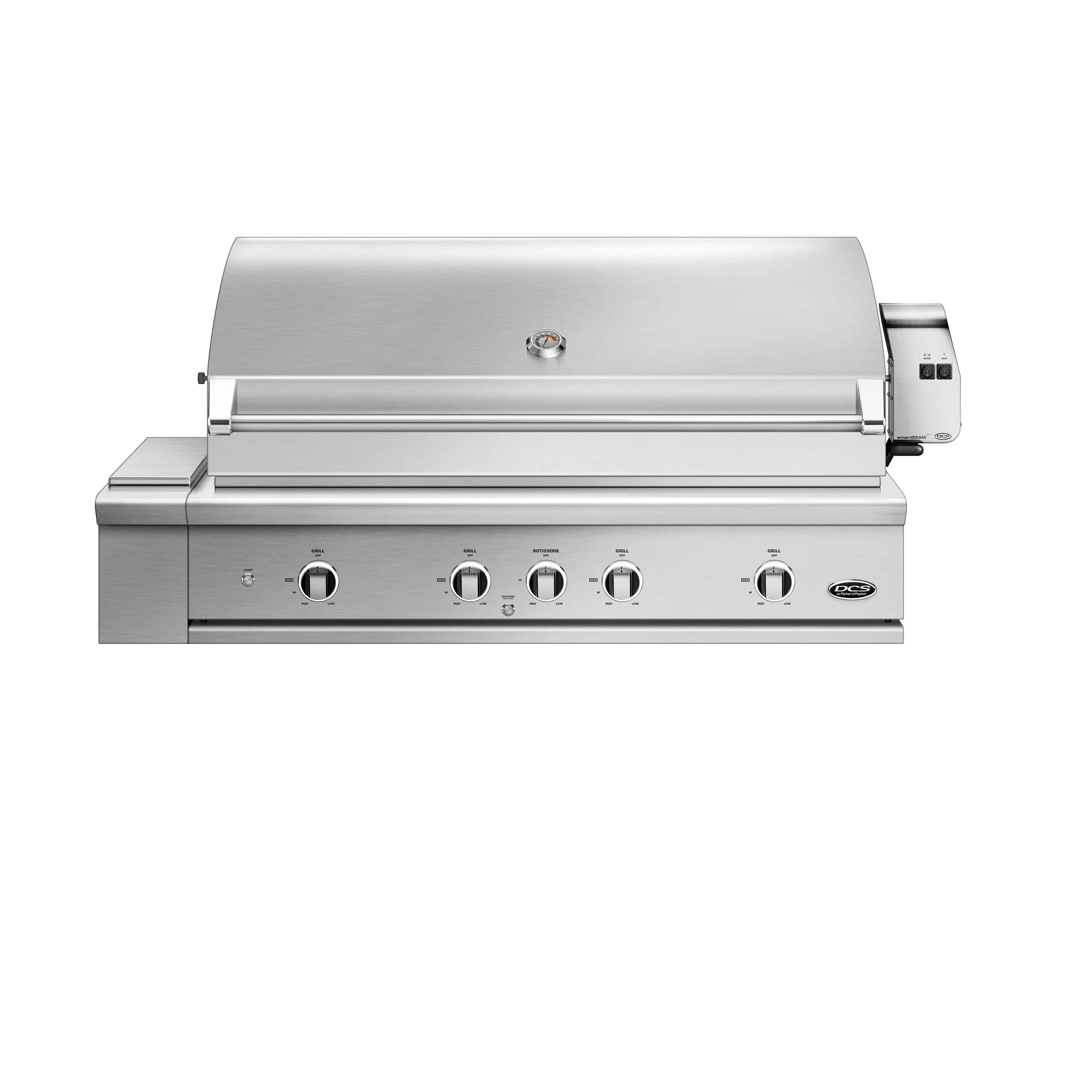 "Model: BE1-48RC-L | DCS 48"" Grill Series 9, Rotisserie and Charcoal (LPG)"