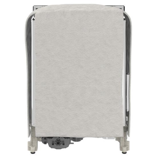 Model: KDTM704KPS | KitchenAid 44 dBA Dishwasher with FreeFlex™ Third Rack and LED Interior Lighting