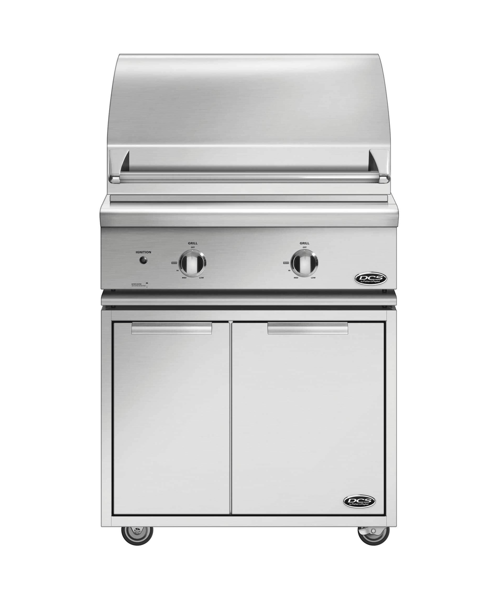 "DCS 30"" Series 7 Grill Non Rotis, LP Gas"