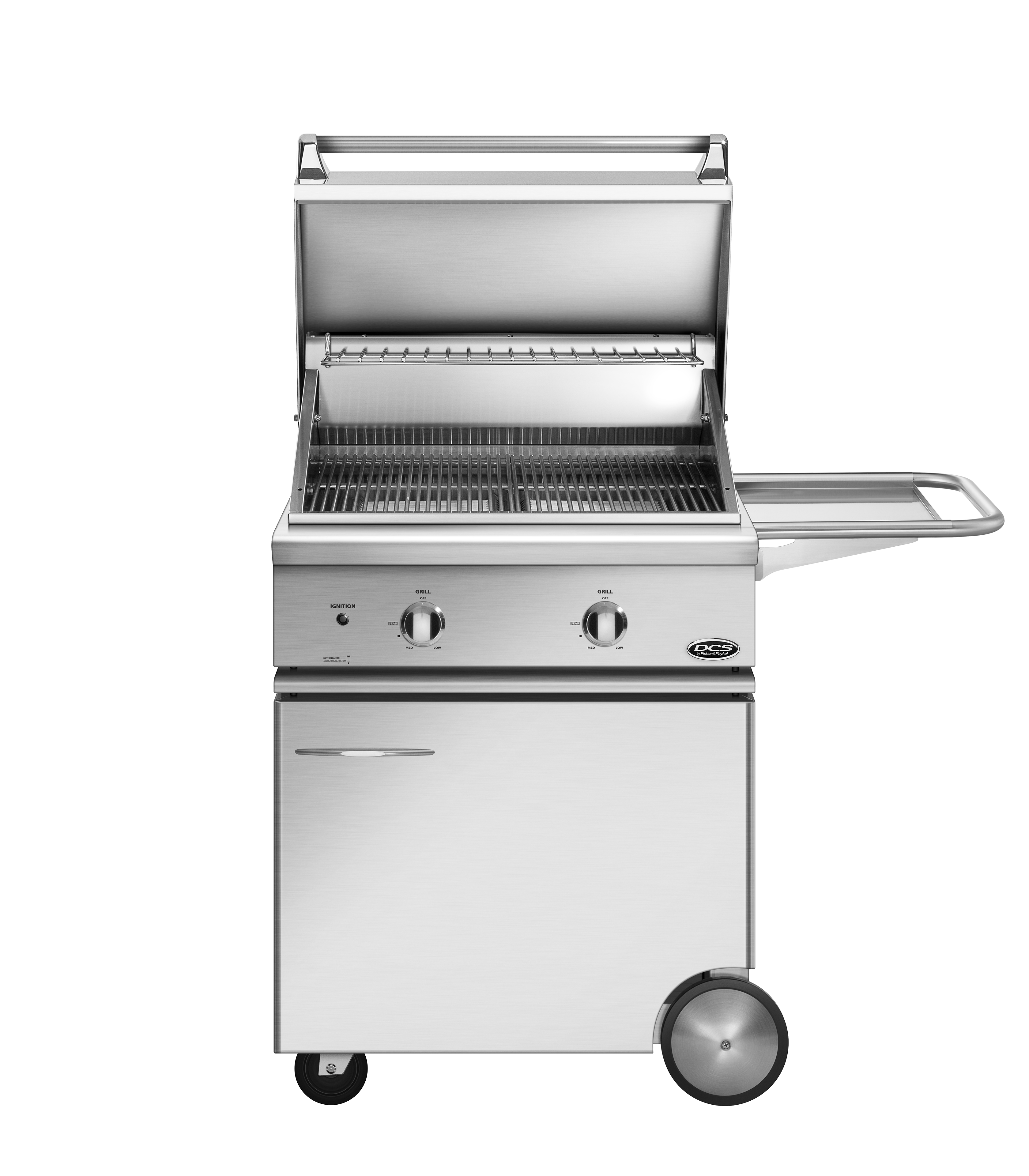 "Model: BGC30-BQ-L | DCS 30"" Series 7 Grill Non Rotis, LP Gas"
