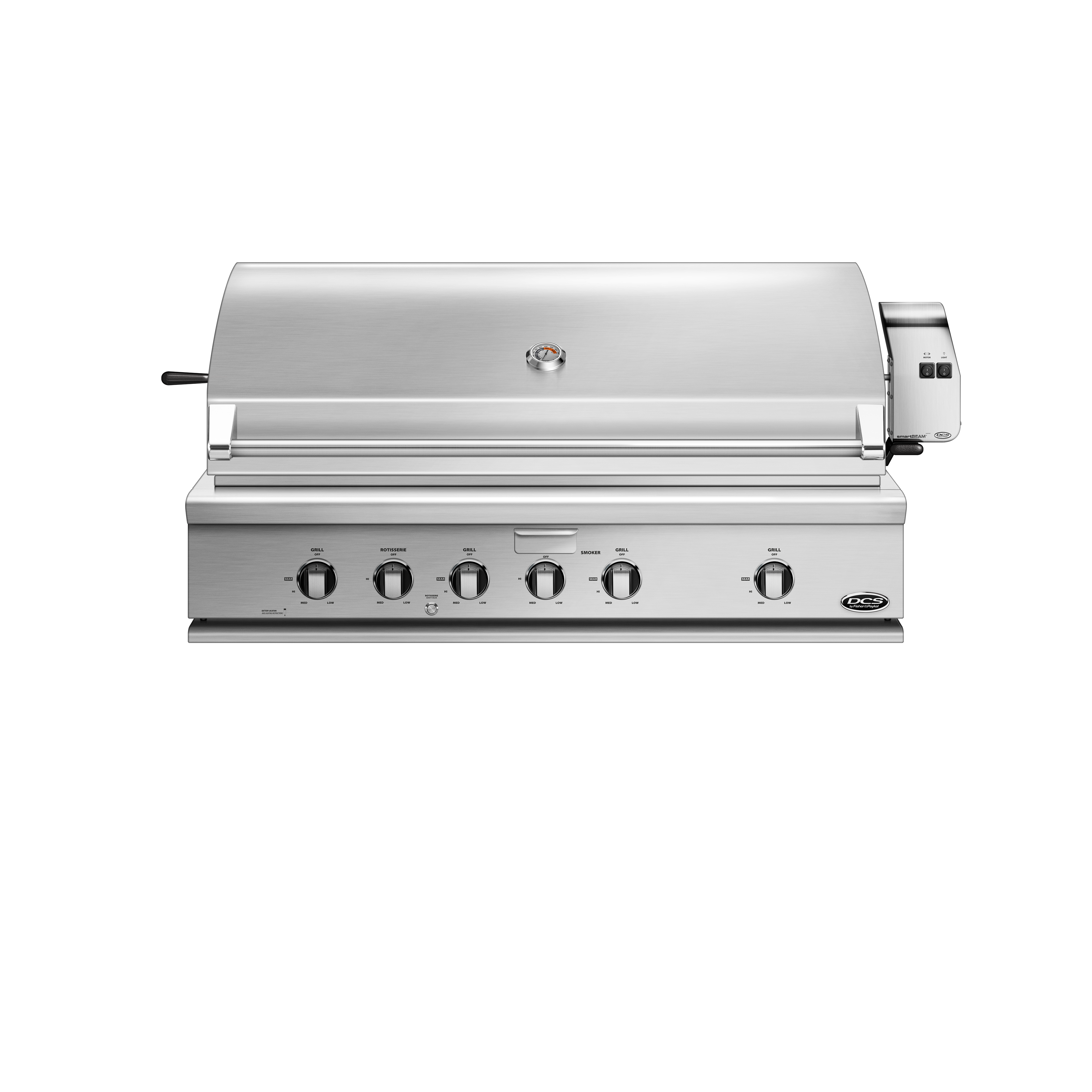 "Model: BH1-48R-N | DCS 48"" Series 7 Grill, Natural Gas"