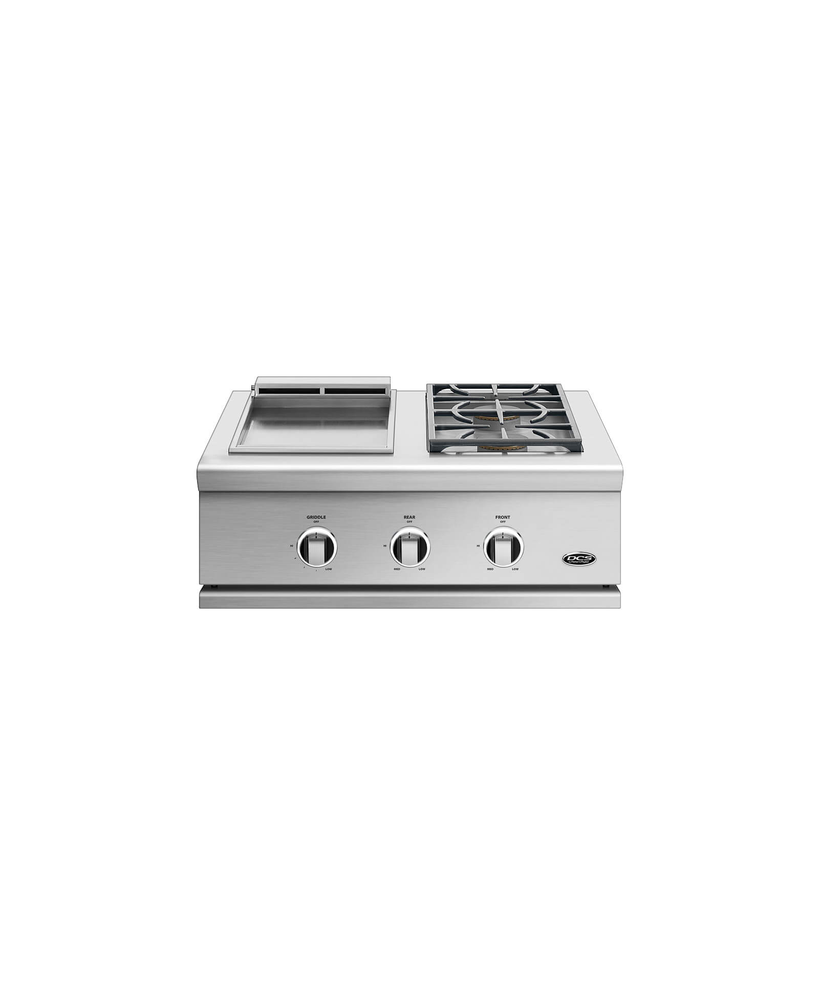 "DCS 30"", Series 9, Griddle/Side Burner, Natural Gas"