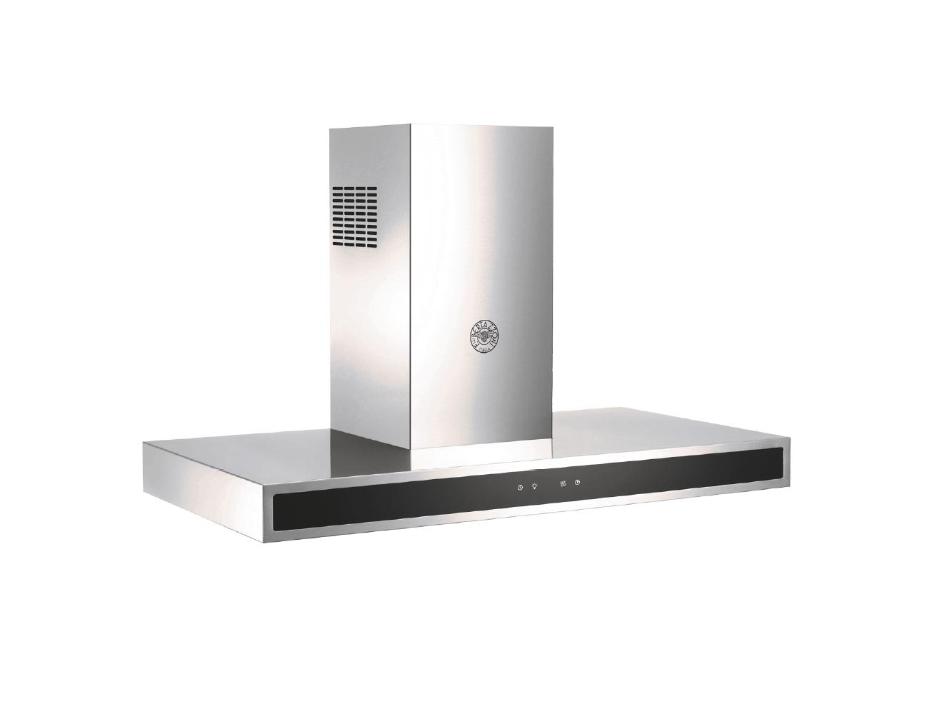 "Bertazzoni 36"" Wall hood Glass front 600 CFM - replacing KG36CONX"