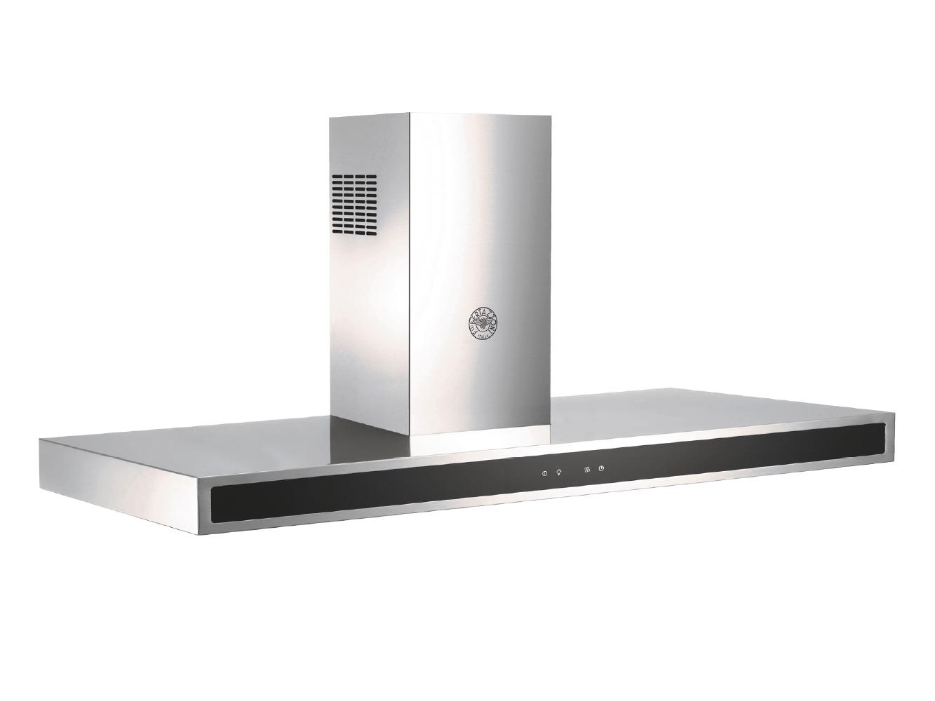"Bertazzoni 48"" Wall hood Glass front 600 CFM - replacing KG48CONX"