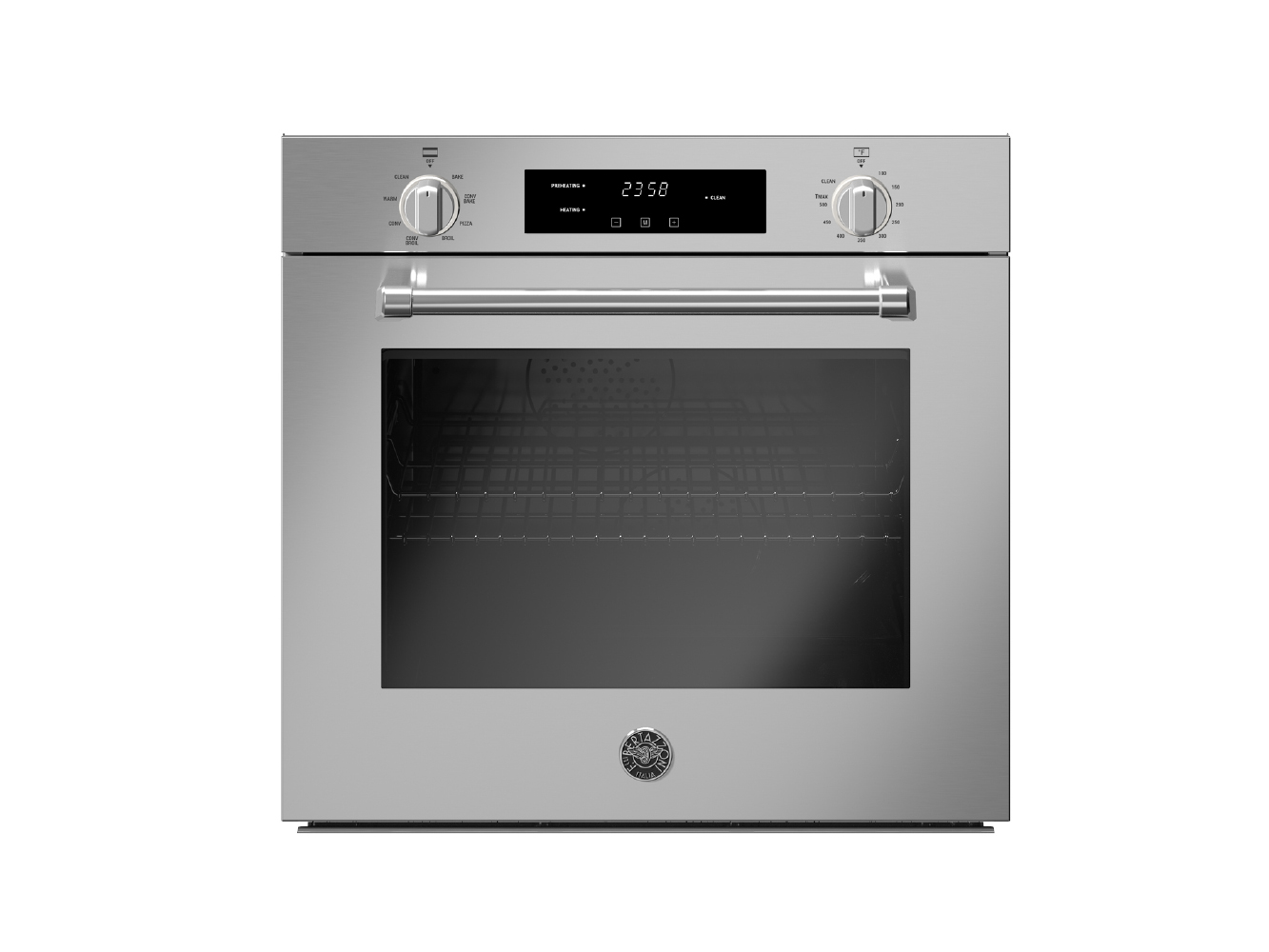 "Bertazzoni 30"" Single Convection Oven Value Version"