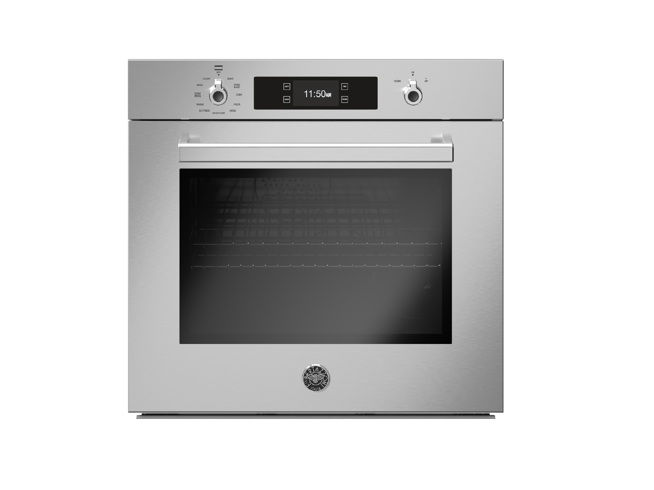 "Bertazzoni 30"" Single Convection Oven Top Version"