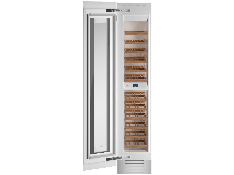 "Bertazzoni 18"" Built-in Wine Cellar column - Panel Ready - Left hinge"