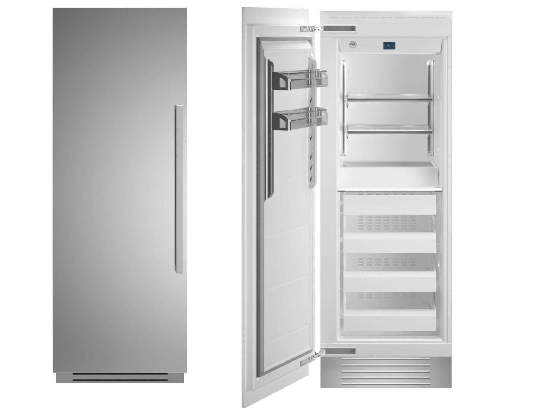"Bertazzoni 30"" Built-in Freezer column - Stainless - Left hinge"
